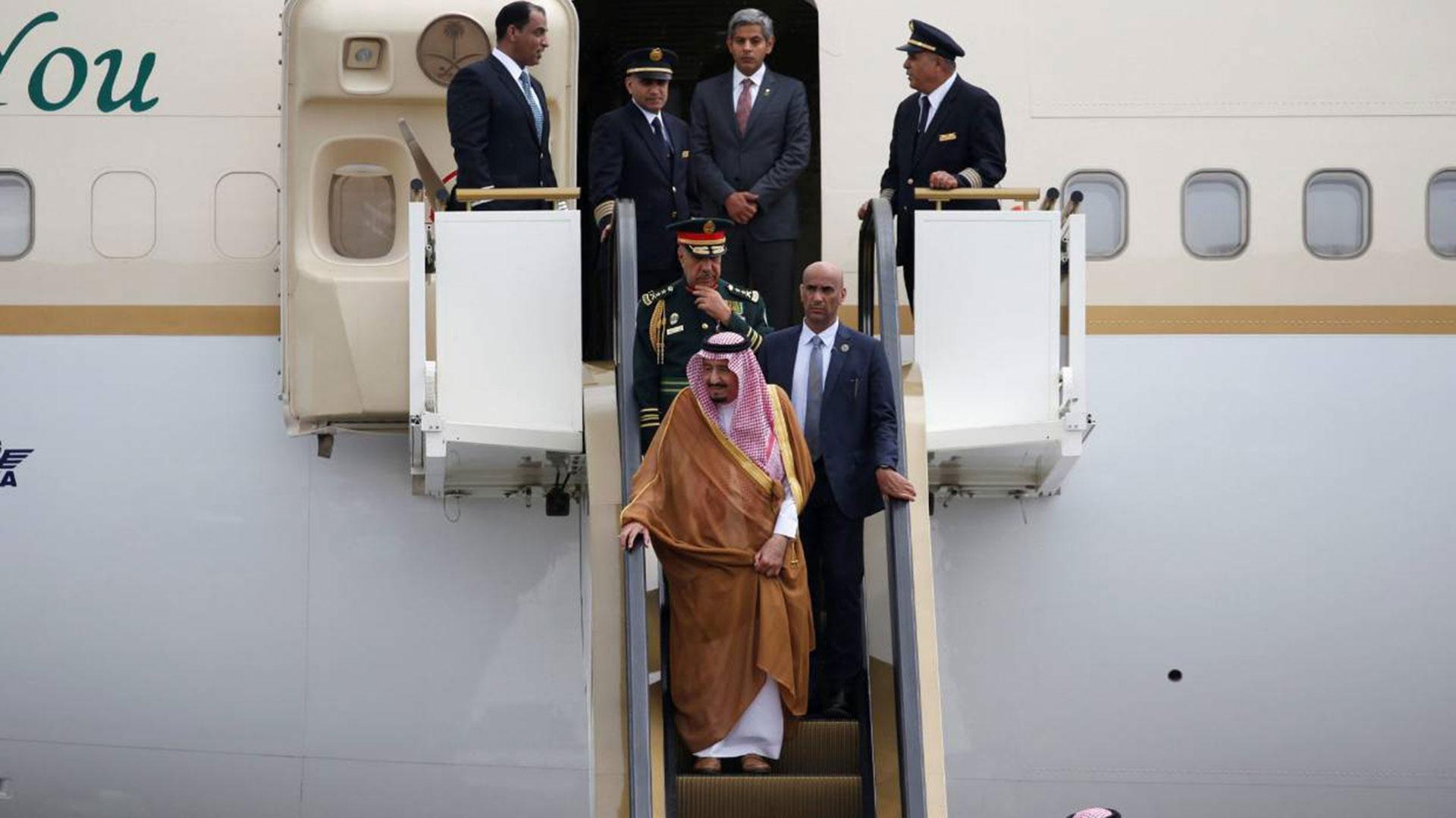 El príncipe Mohammed Bin Salman