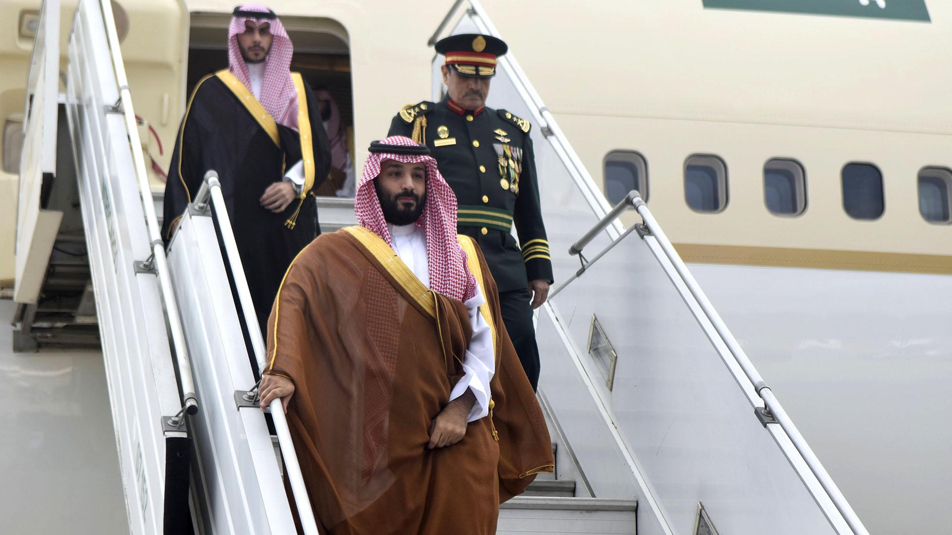 Mohammed bin Salman, príncipe heredero y ministro de Defensa de Arabia Saudita