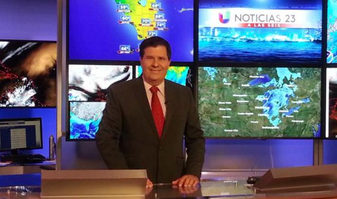 Eduardo Rodriguez, Univision 23 Miami