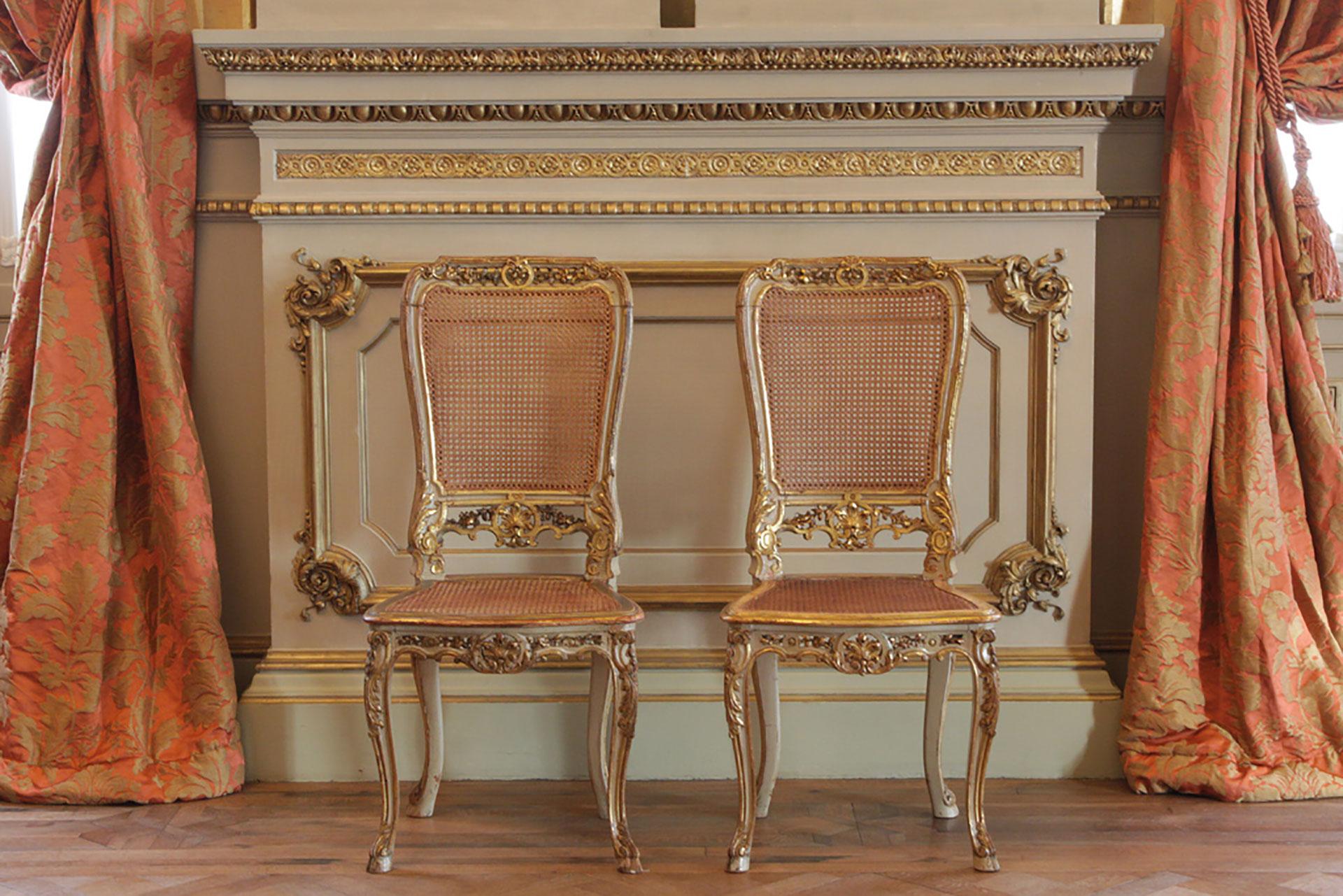 Ornamentos sofisticados en cada espacio del Teatro Colón