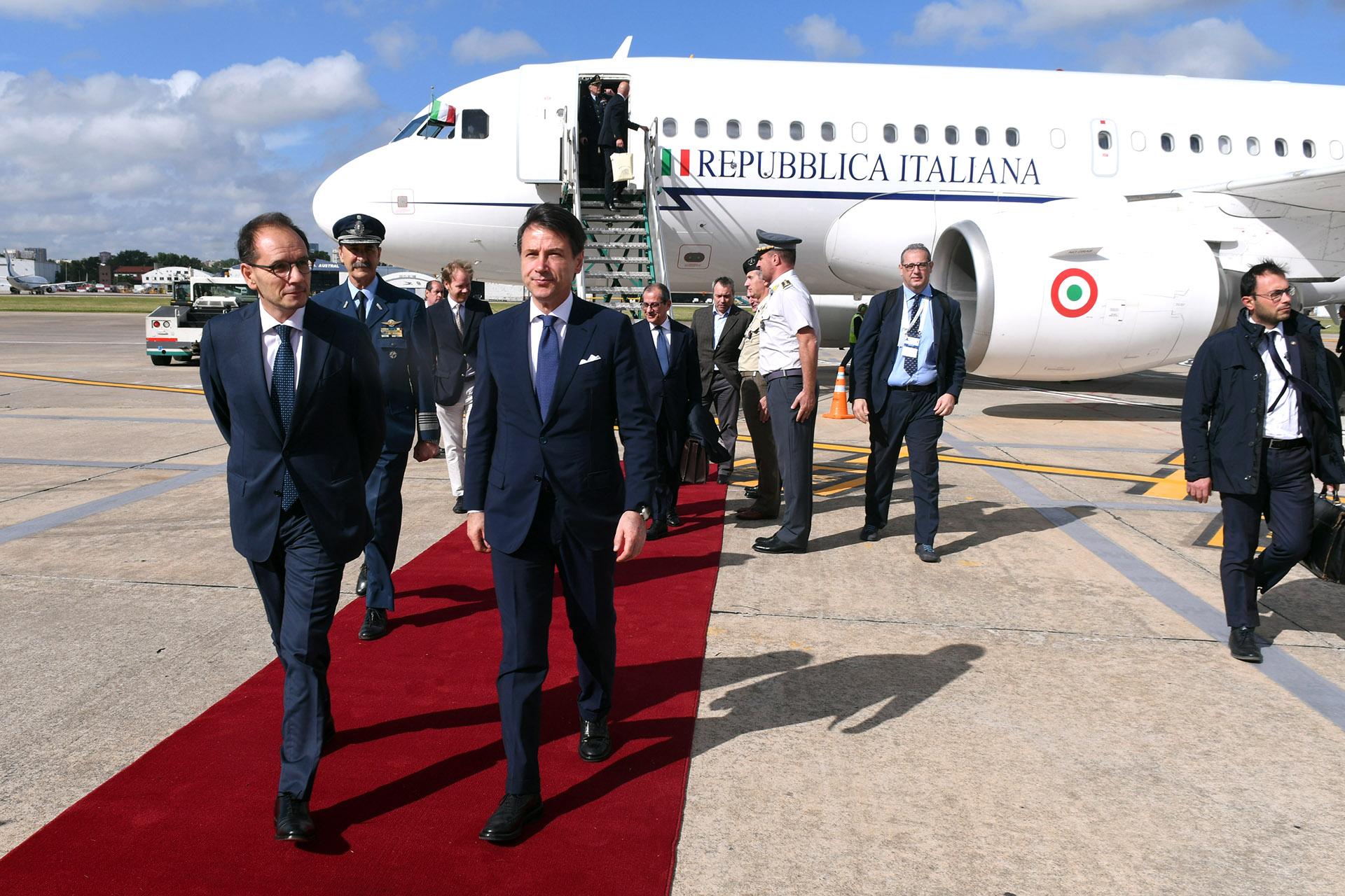 Mauricio Macri mantendrá hoy una reunión bilateral con Conte