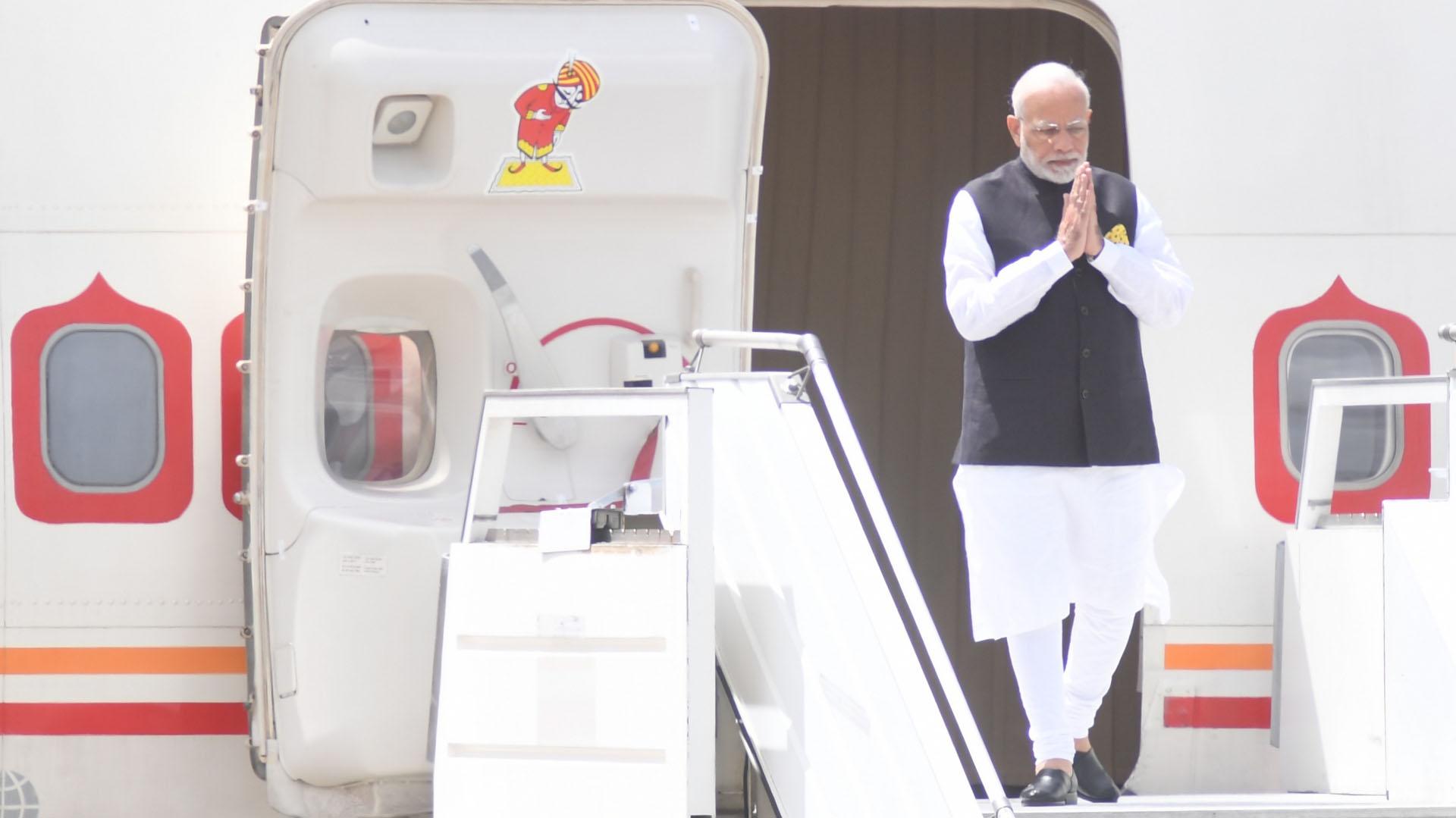 El mandatario indio Narendra Modi