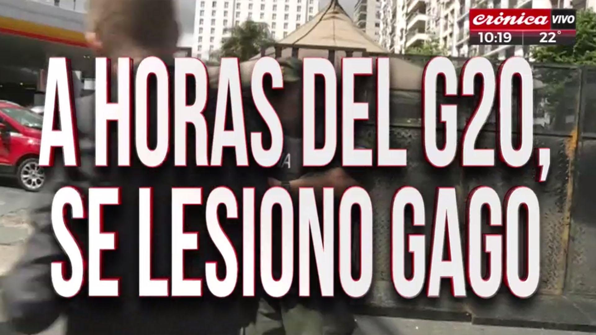 Bromas sobre los problemas de Gago