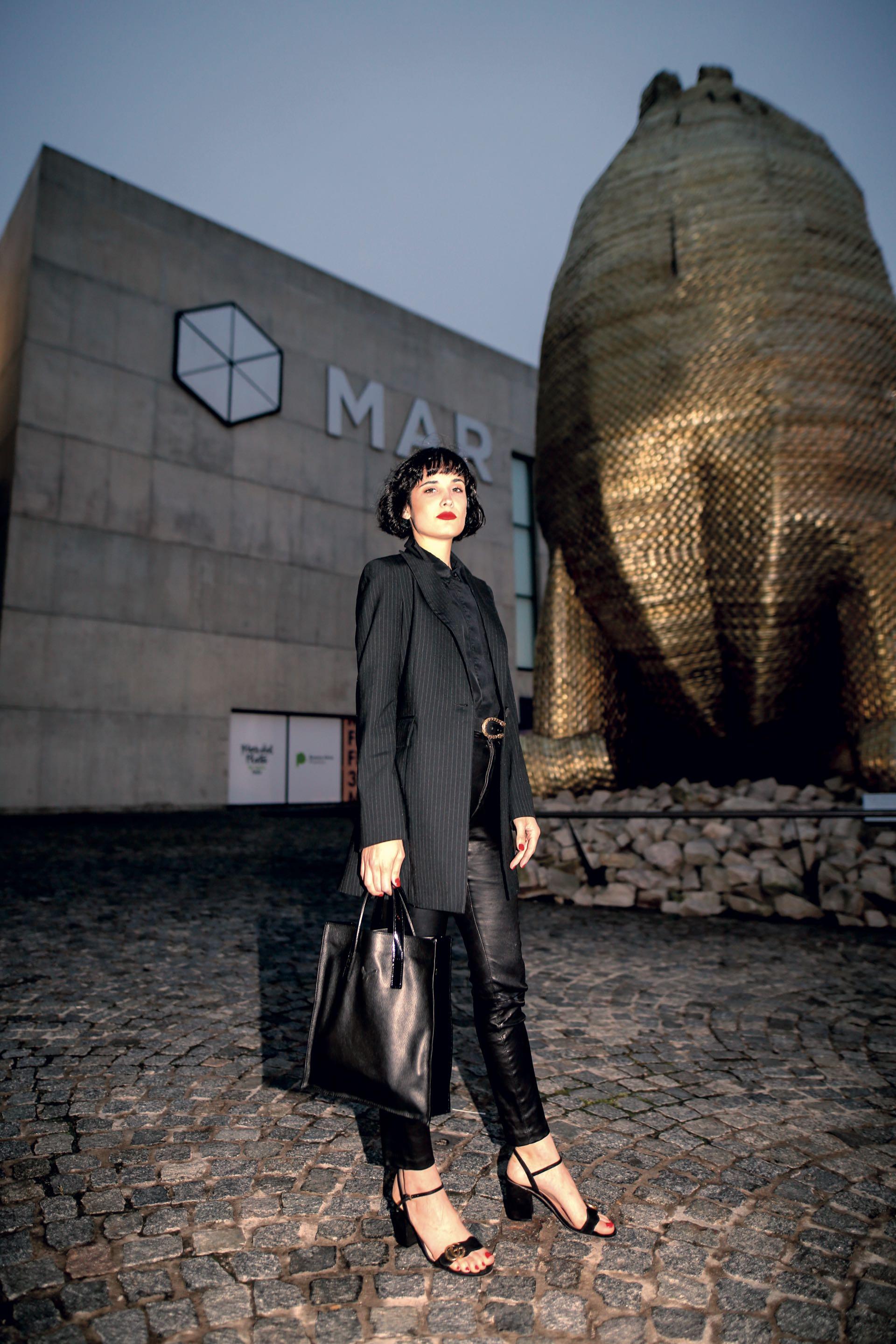 Flor Torrente pasó por el Festival de cine de Mar del Plata y habló con Gente de sus futuros estrenos