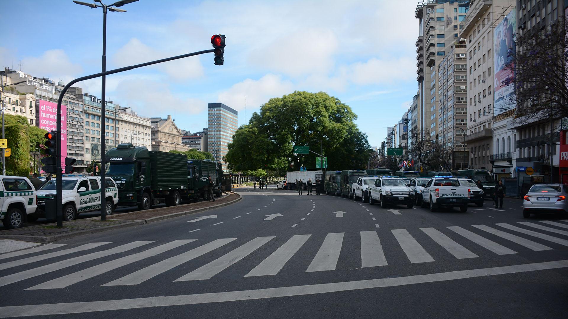 La caravana saldrá a las 15 desde las avenidas 9 de Julio y San Juan y terminará en el Congreso, después de un recorrido que -tras acordarse con el Gobierno nacional- será por Avenida de Mayo