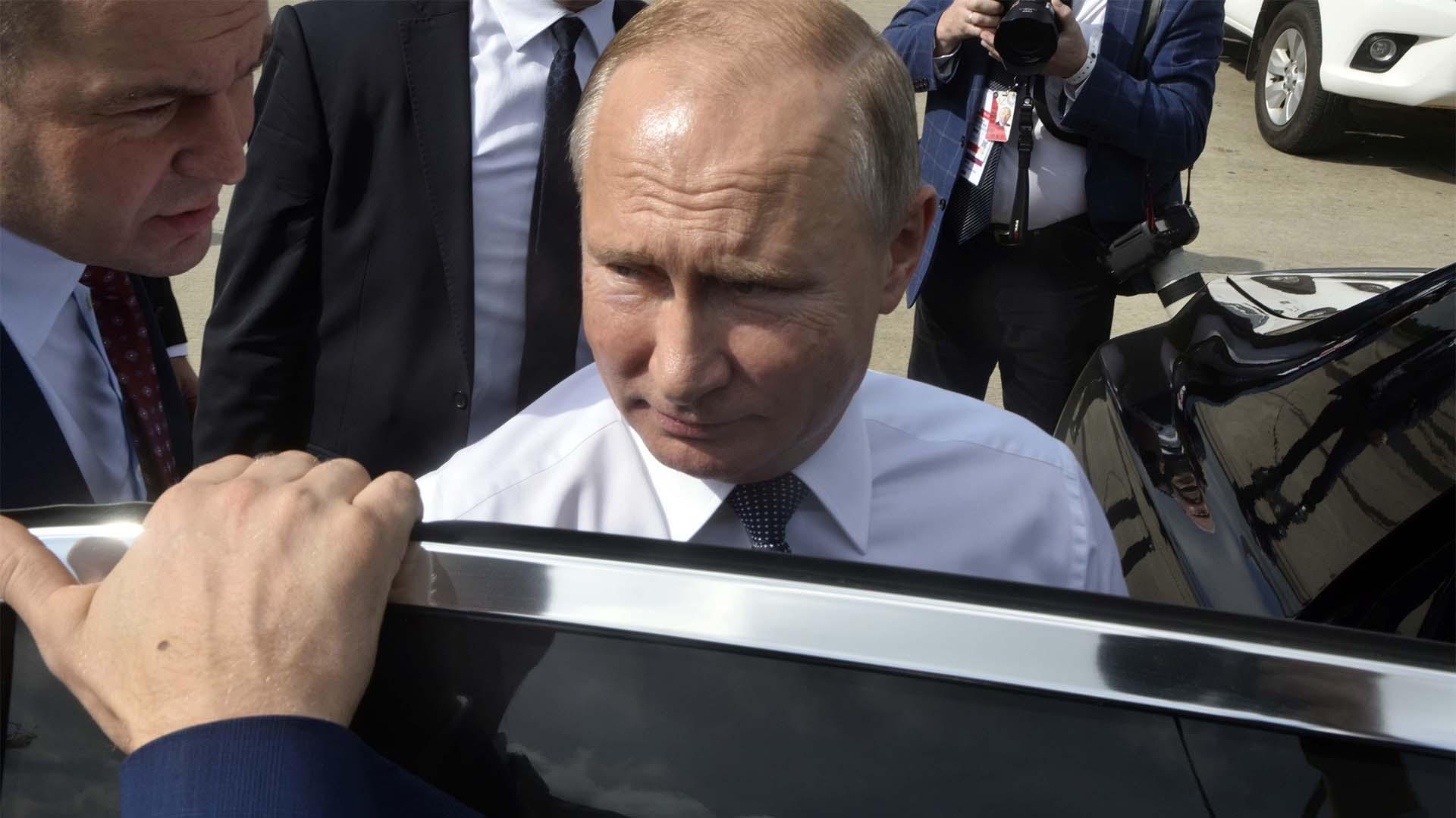 Presidente de la Federación Rusa, Vladímir Putin