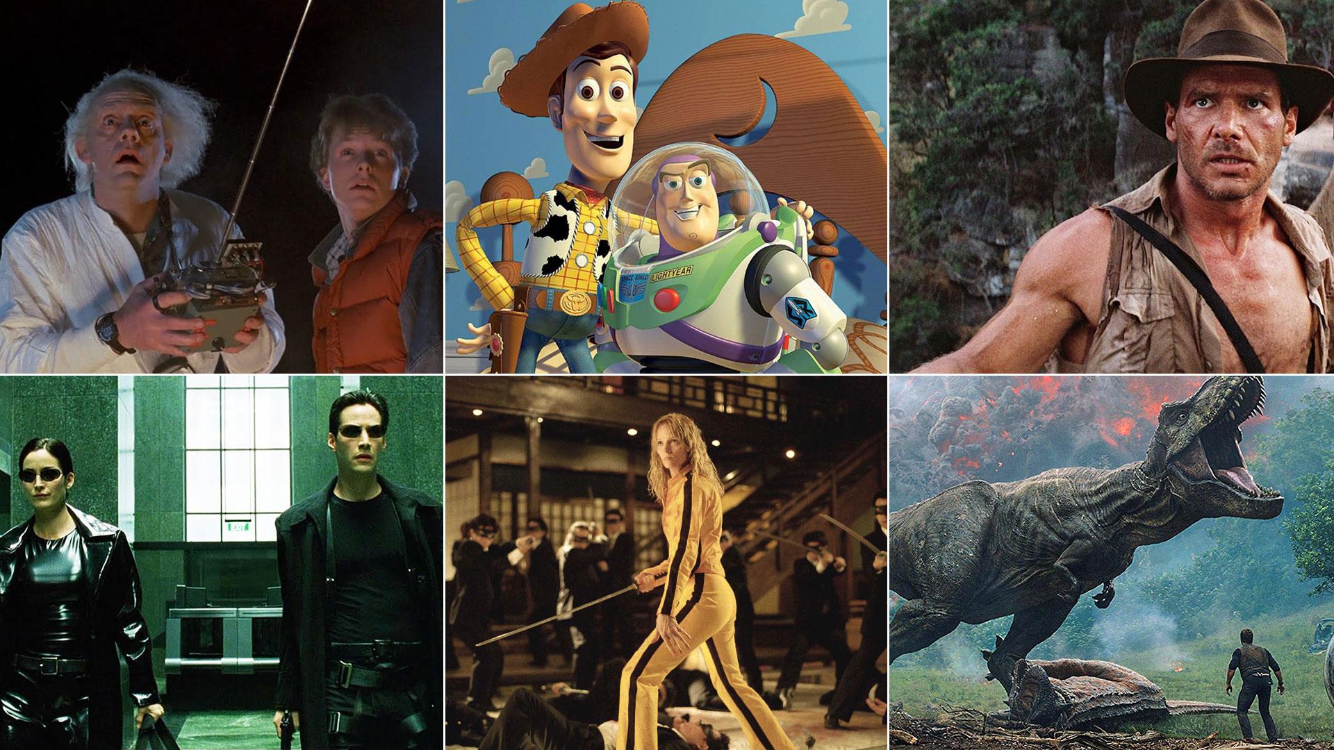 Nostalgia del cine, los remakes que los fanáticos quieren ver
