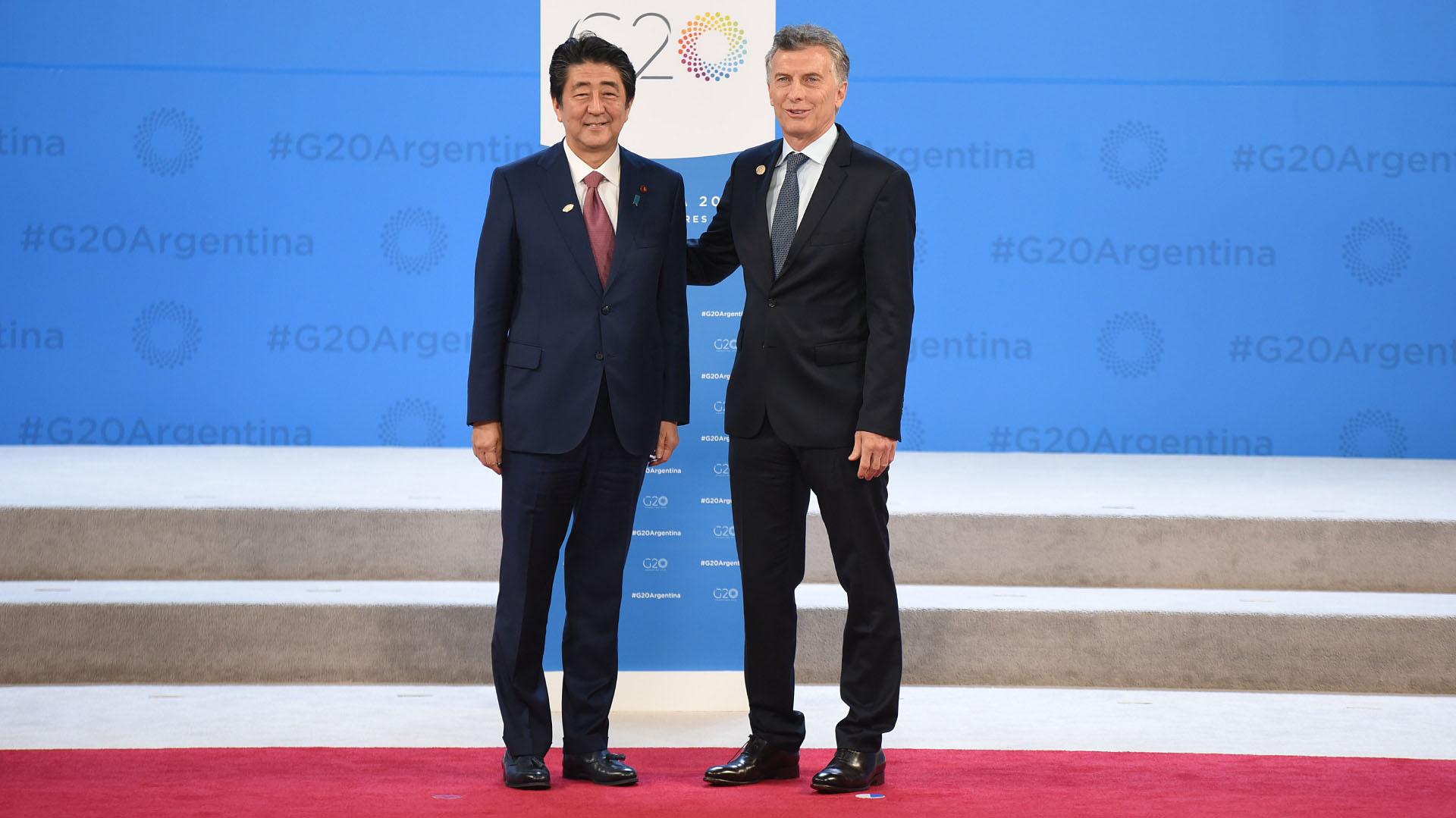 Macri y Xi Jinping