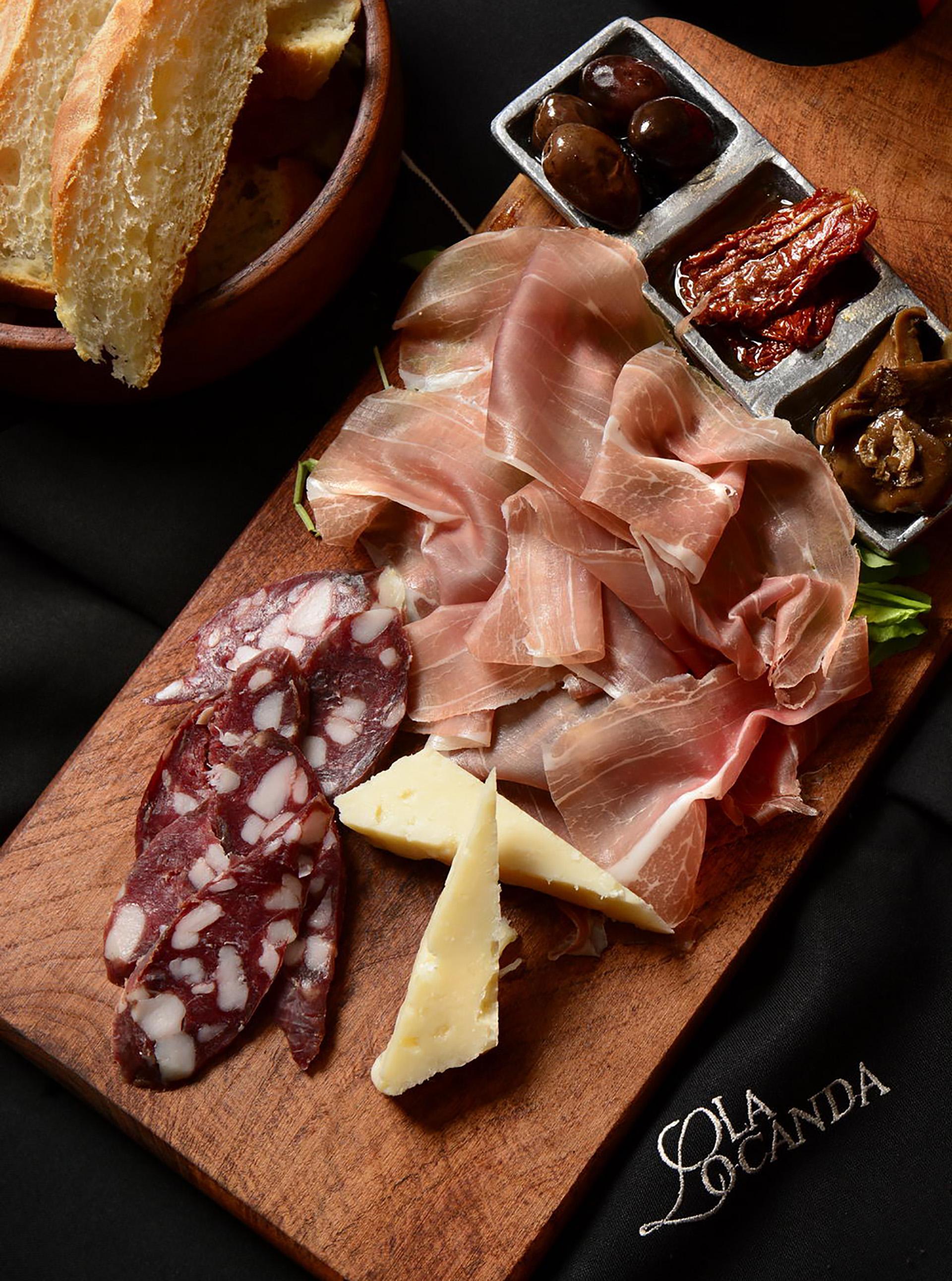 Ofrece postres 100% italianos elaborados con las mejores materias primas, ingredientes frescos y de la más alta calidad