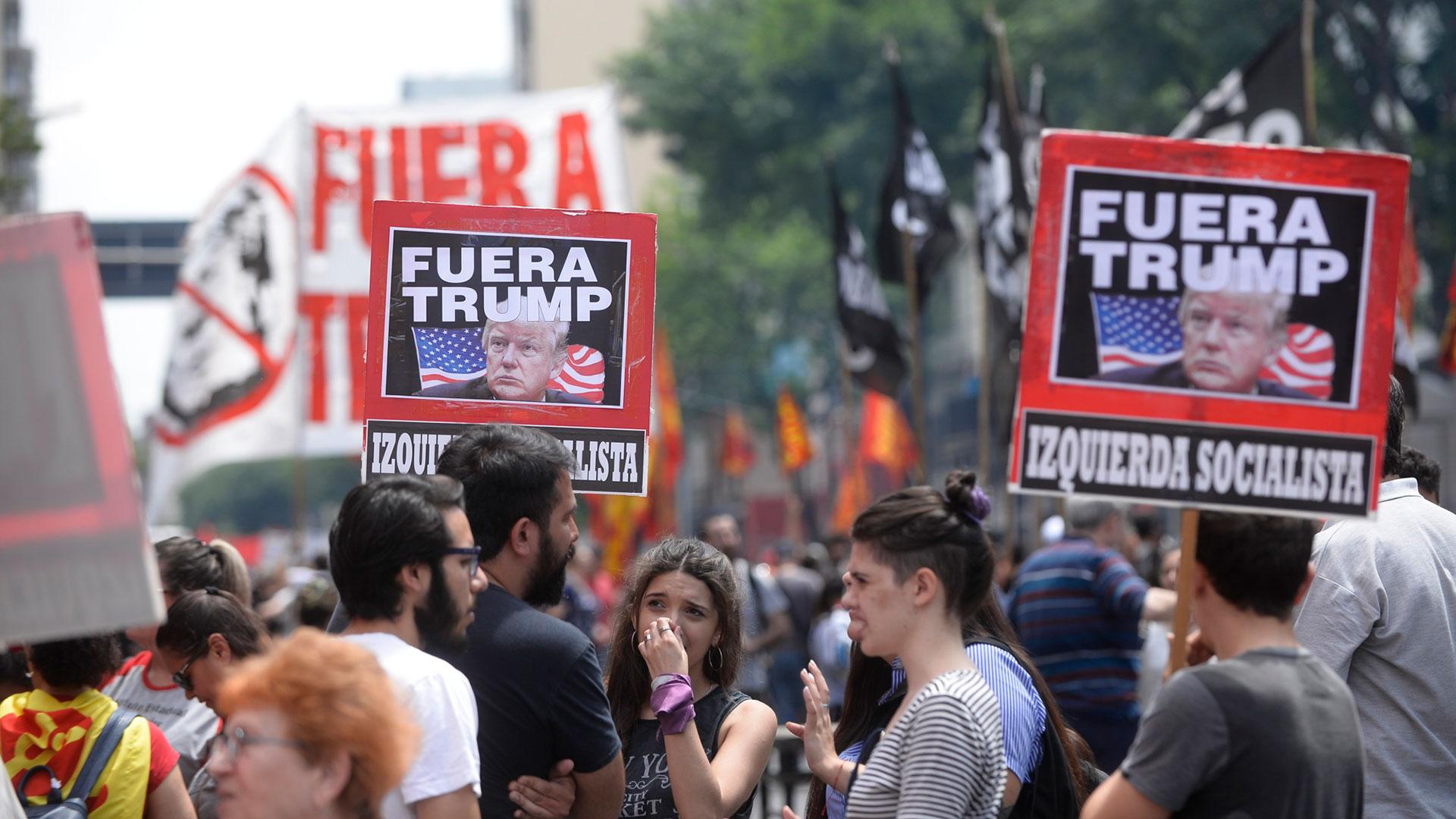 Los ministerios de Seguridad de la Nación y de la ciudad y provincia de Buenos Aires aumentaron la alerta en torno a las marchas programadas durante la tarde
