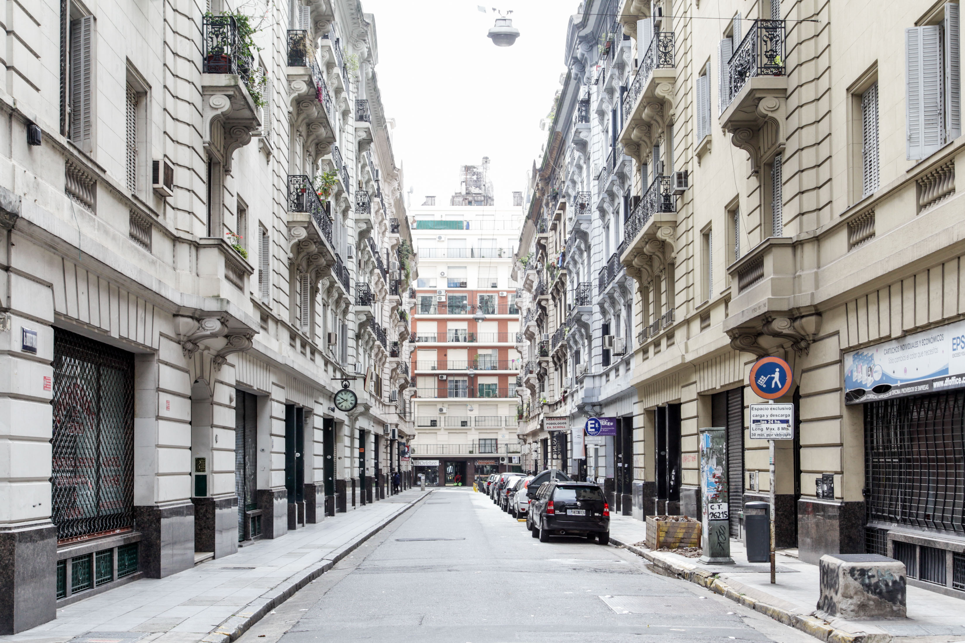 El pasaje que es un espejo de París fue declarado Área de Protección Histórica (APH)(Estrella Herrera-gv/GCBA)