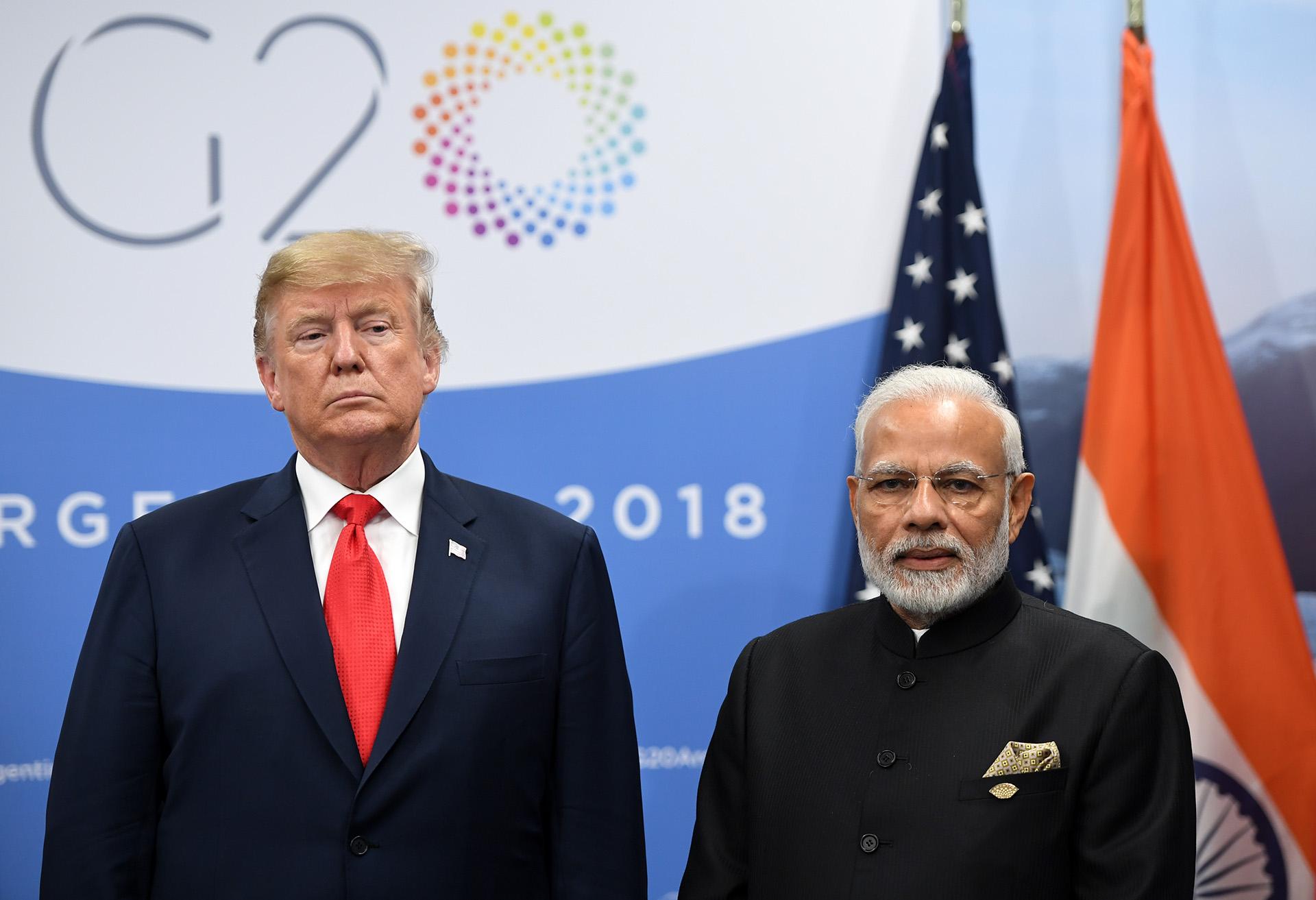 Trumpy Modi