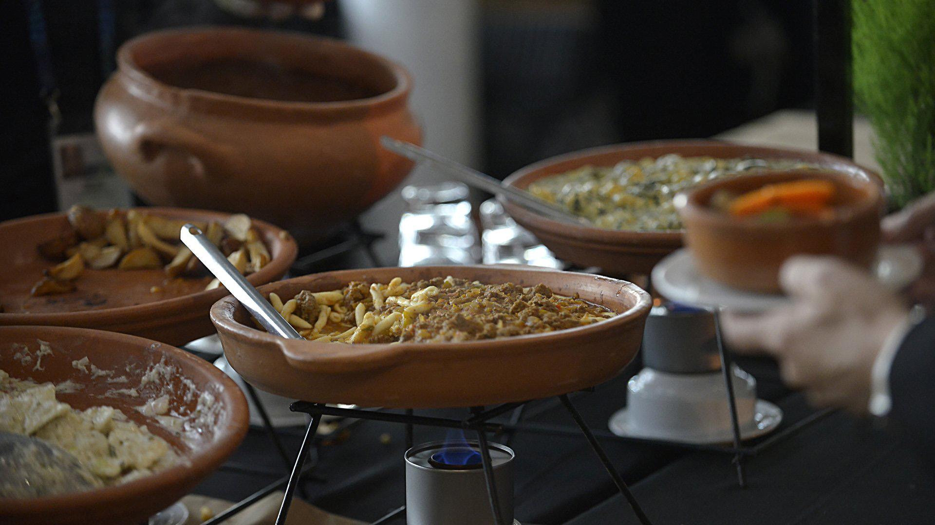 La Agencia Argentina de Inversiones y Comercio Internacional seleccionó los productos y gastronomía local para mostrar la diversidad productiva