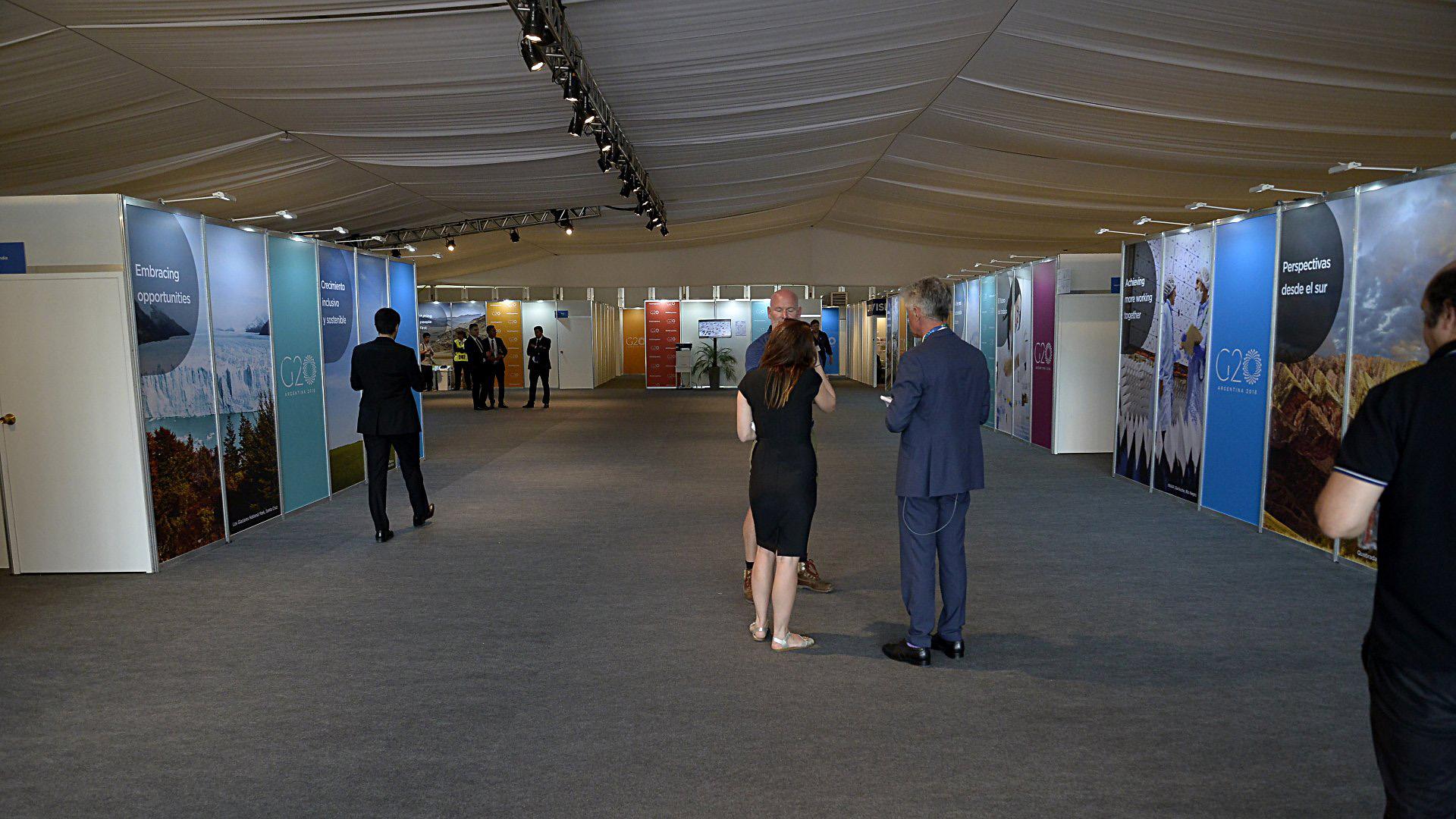 El principal responsable de la Unidad G20, a cargo de las cuestiones organizativas del evento, es el titular del Sistema Federal de Medios Públicos, Hernán Lombardi