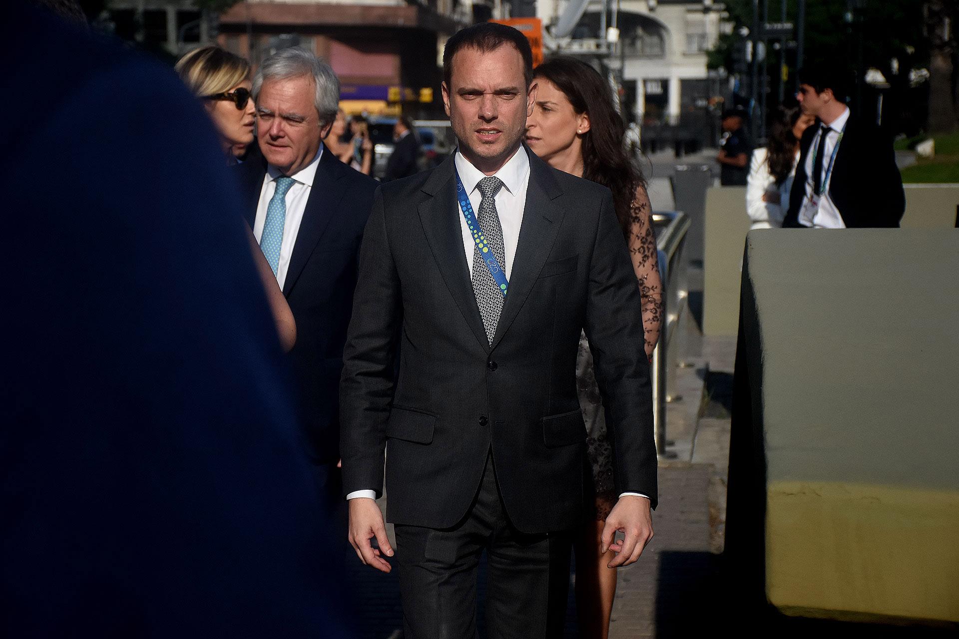 Fernando Sánchez, secretario de Fortalecimiento Institucional
