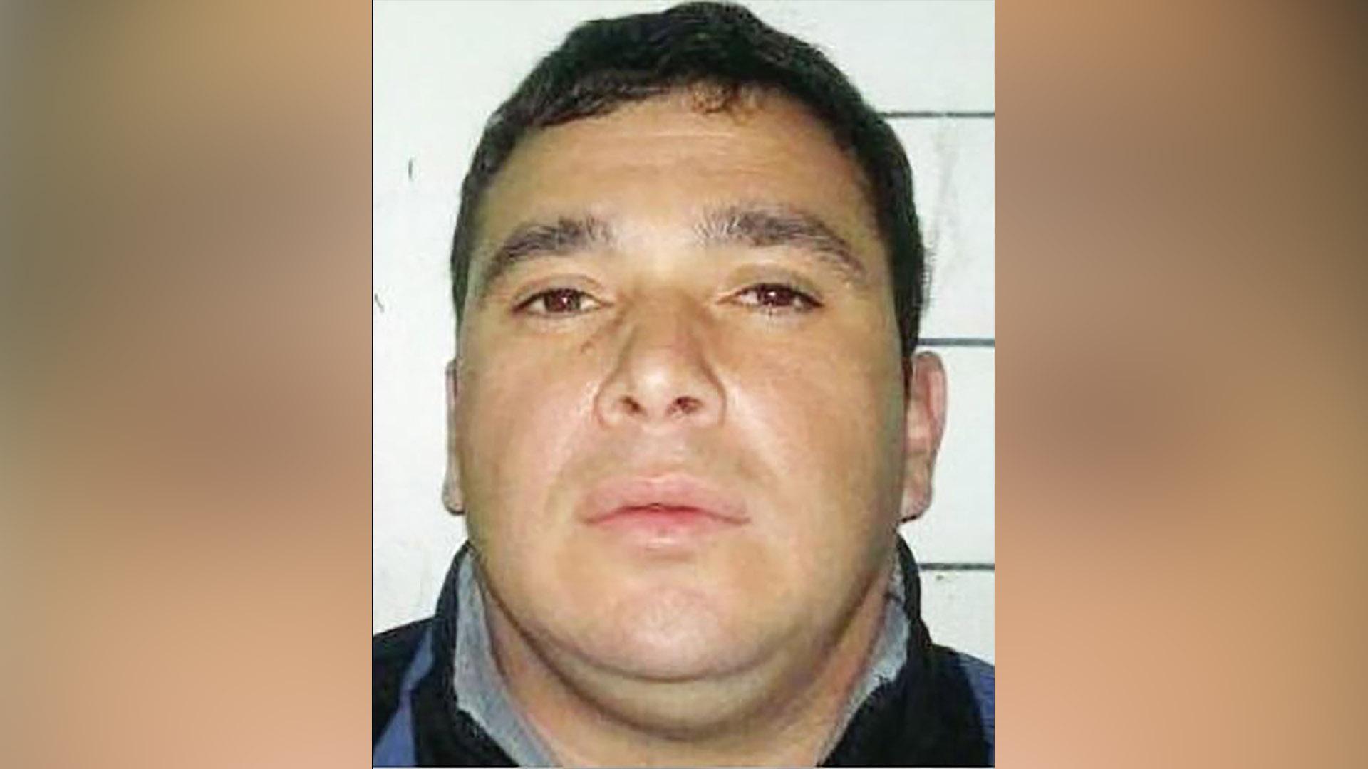 Esteban Lindor Alvarado, acusado de ser el autor intelectual de la ejecución de un prestamista.