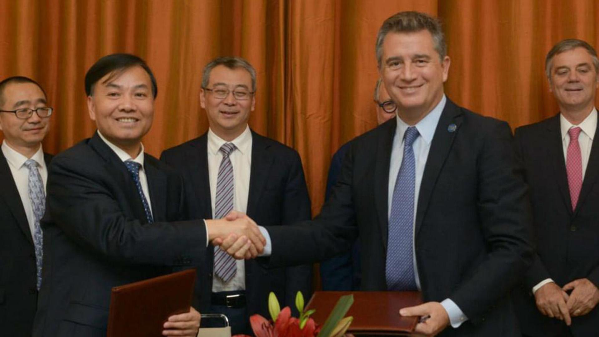 Argentina y China fortalecen su relación comercial. Hoy se firmaron nuevos acuerdos, en el marco del G20.