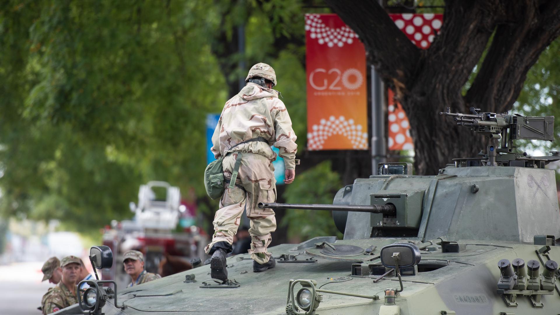 Los operativos de seguridad incluyeron 22 mil efectivos