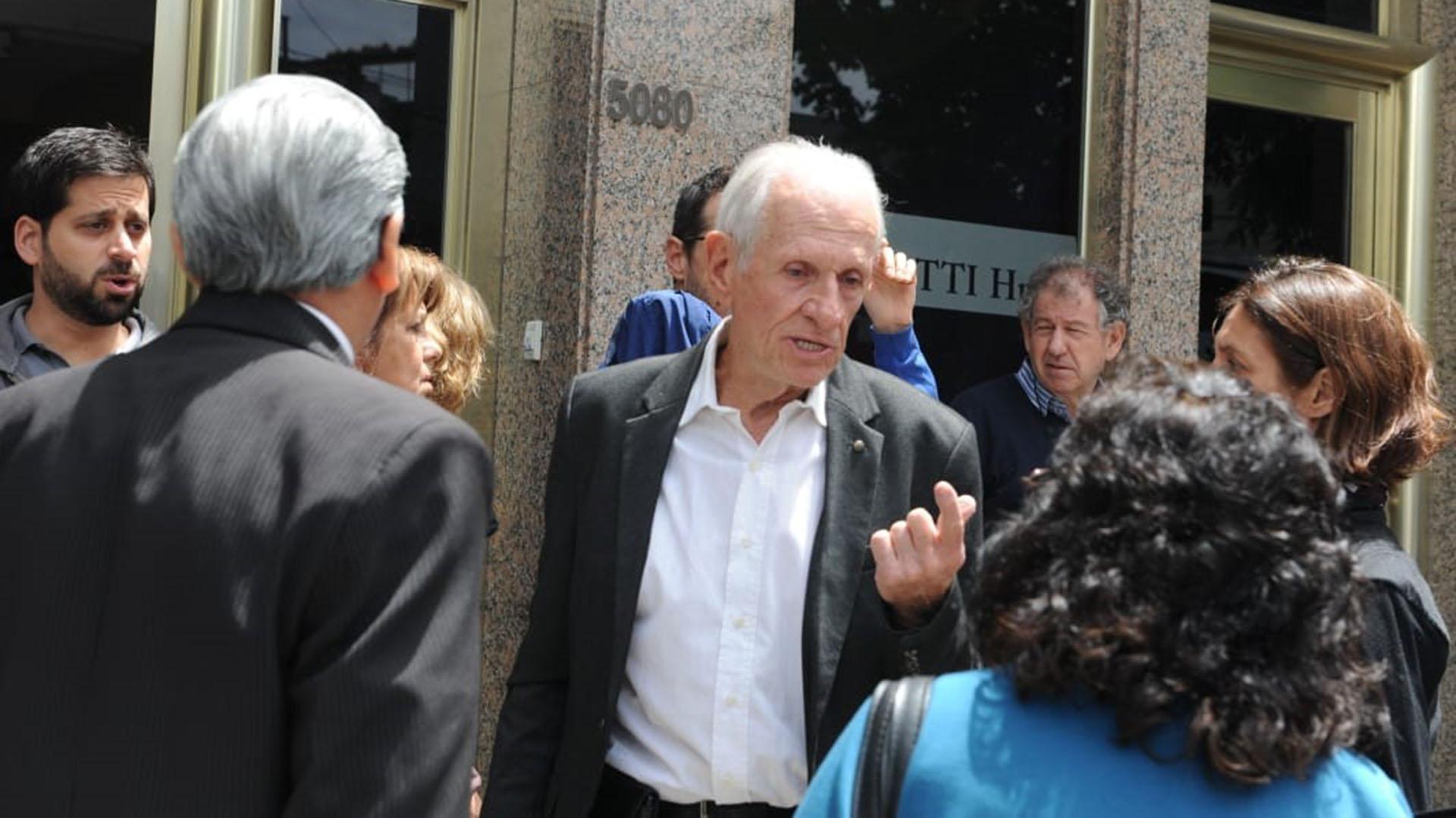 Jorge Carpossi, el hombre que la amó hasta el último día…