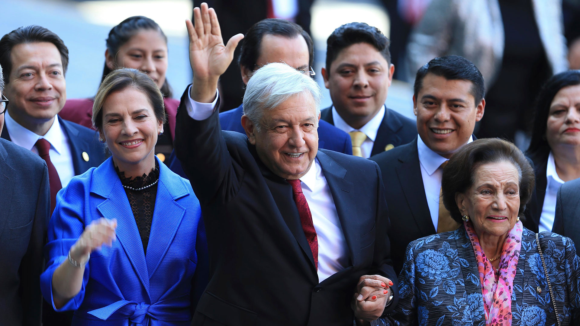 López Obrador llegó a Presidencia después de dos intentos (Foto: AP)