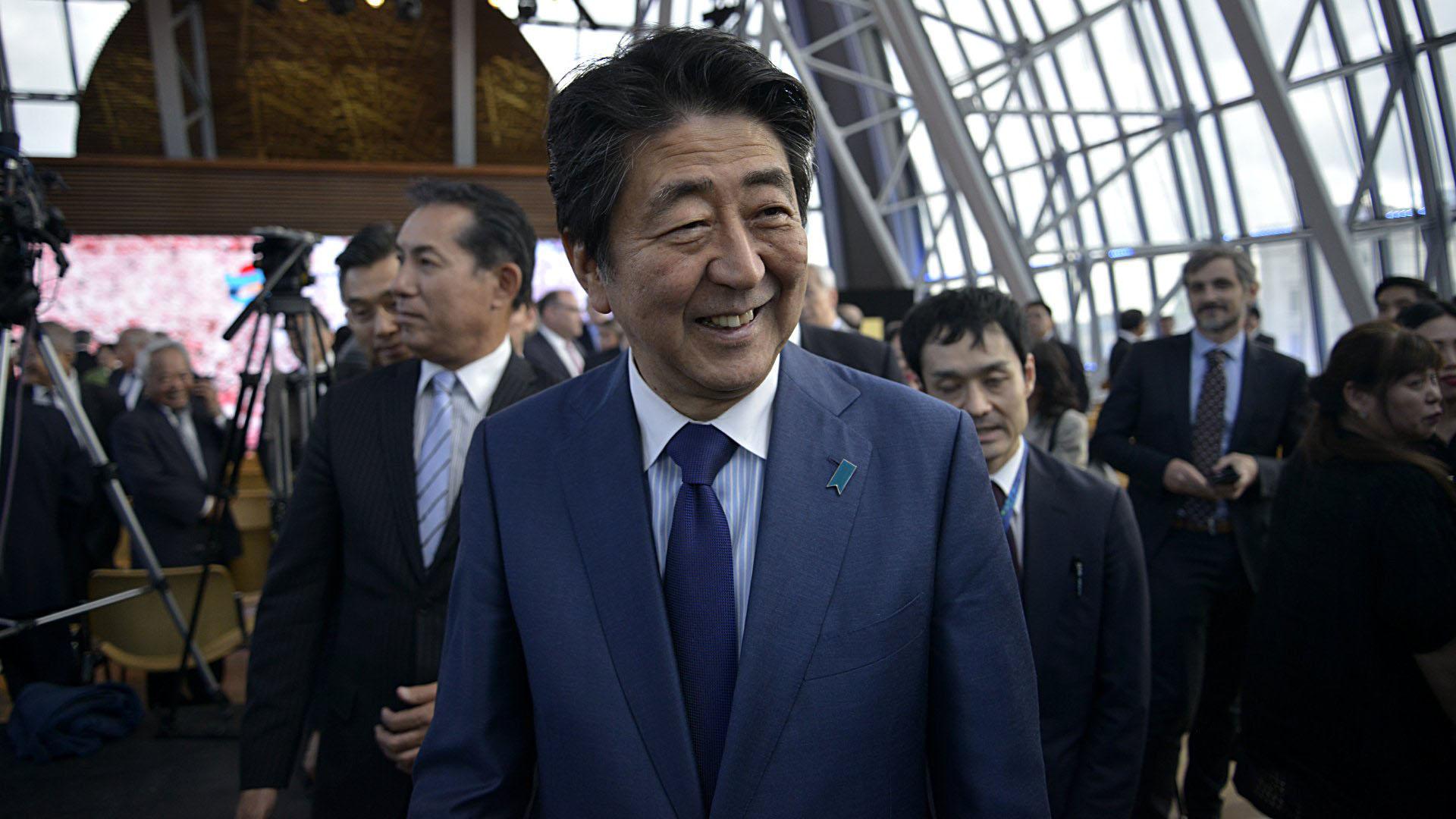 Shinze Abe