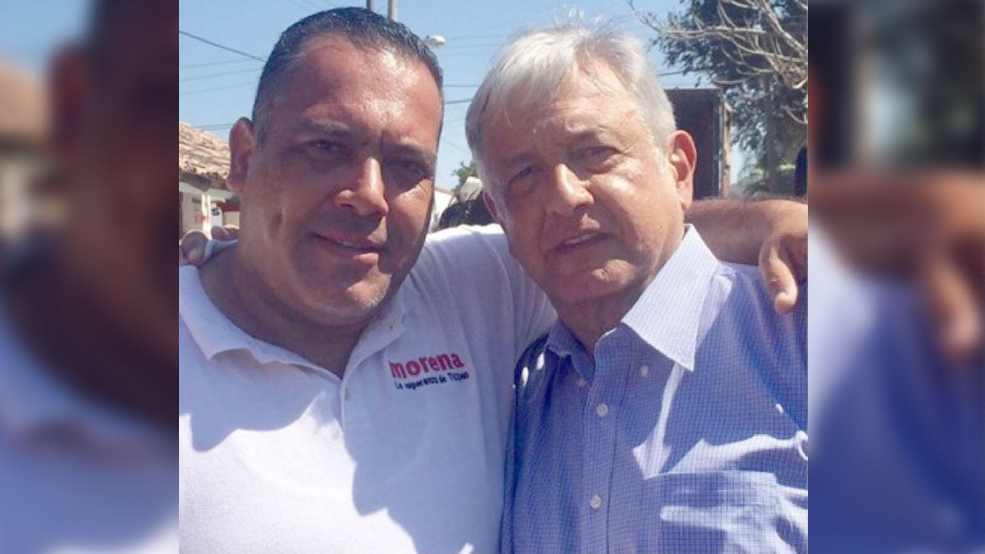 Márquez fue reportado como desaparecido antes de confirmarse su asesinato (Fotos: Facebook Alejandro Márquez)