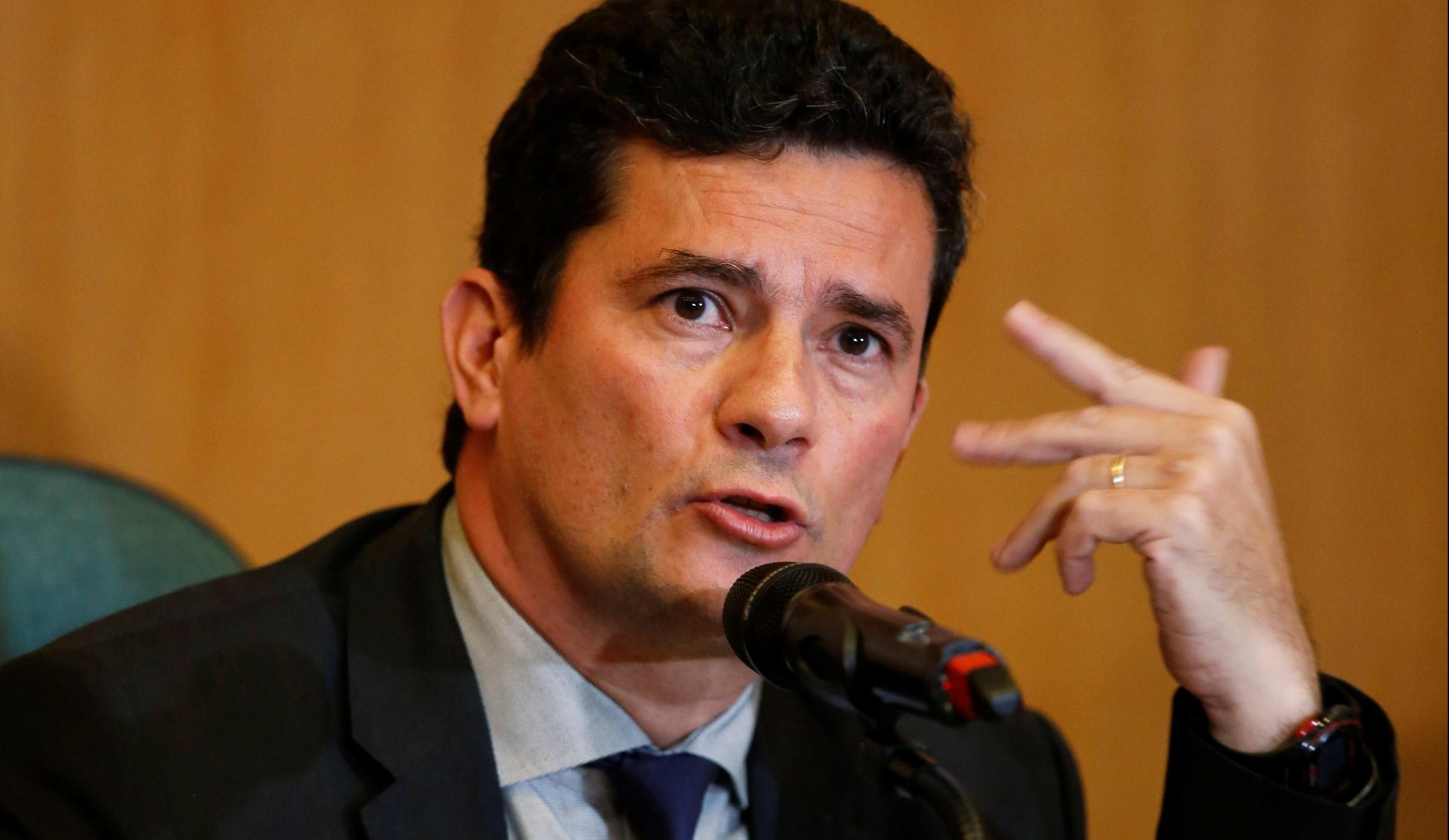 Sergio Moro (REUTERS/Daniel Derevecki)