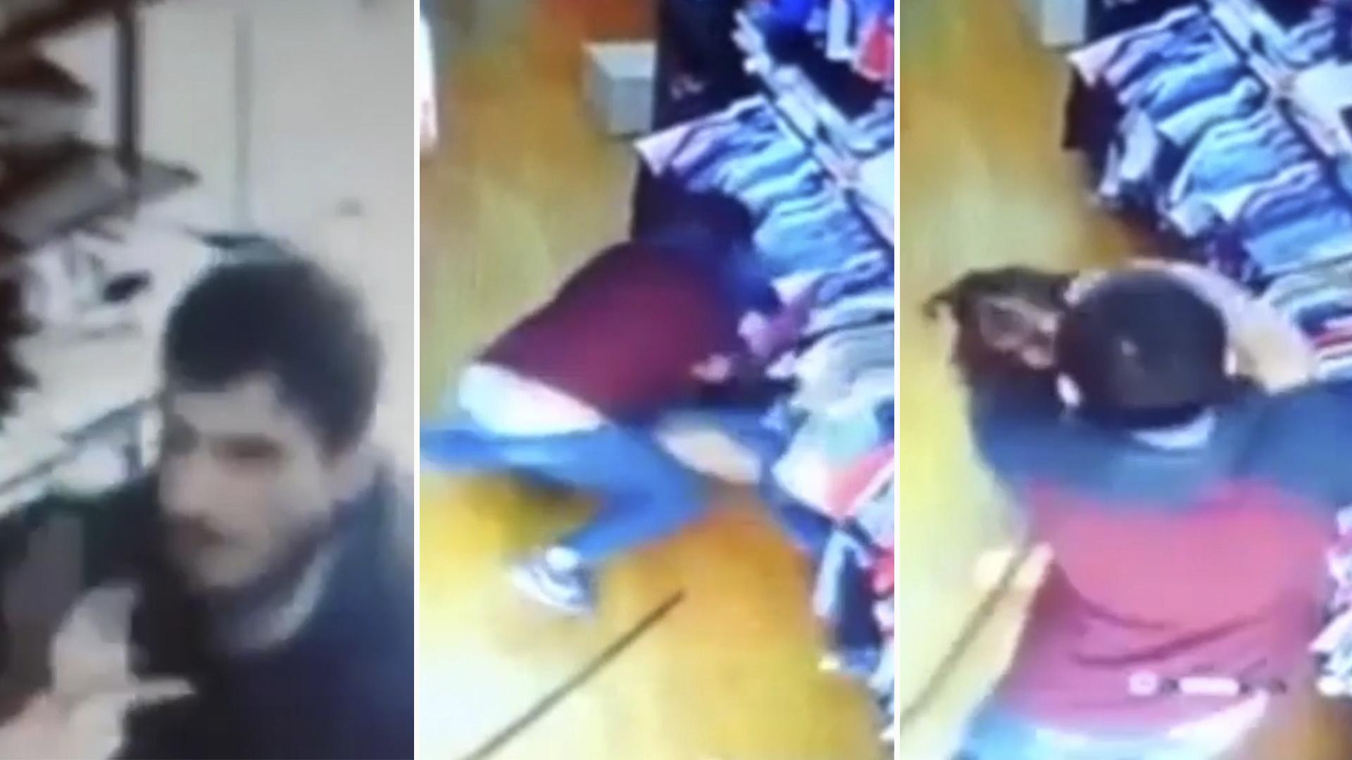 La mujer fue apuñalada en la cara, el cuello, los brazos y el tórax
