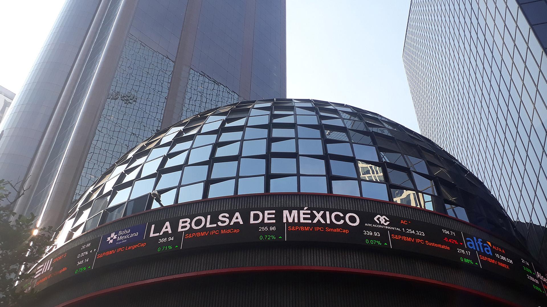 La BMV cerró su última jornada del año con una ganancia marginal (Foto: Juan Vicente Manrique/ Infobae México)