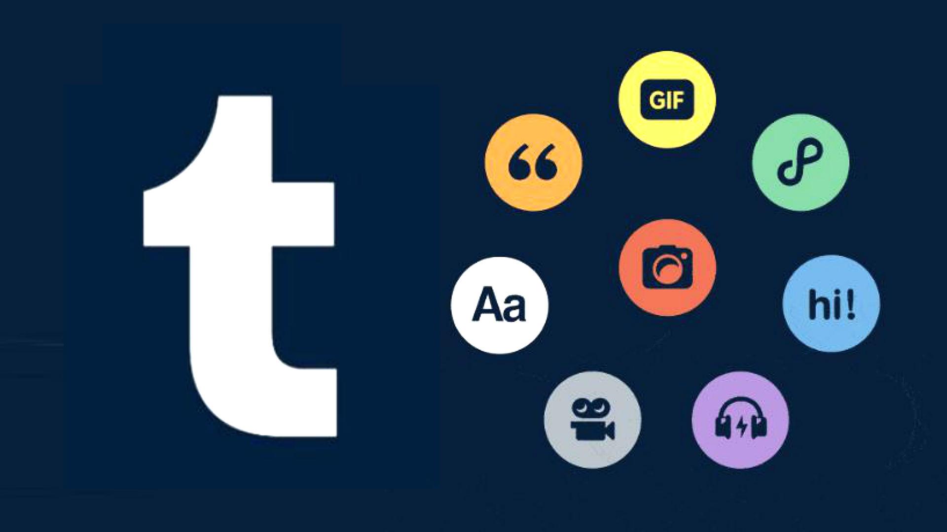 Tumblr decidió no incluir más contenido erótico en su plataforma. (Foto: Twitter tumblr)