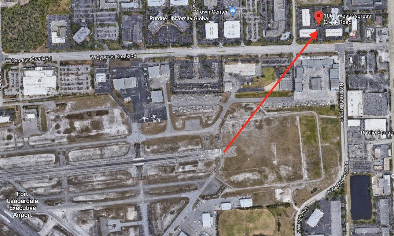 Aeropuerto de Fort Lauderdale