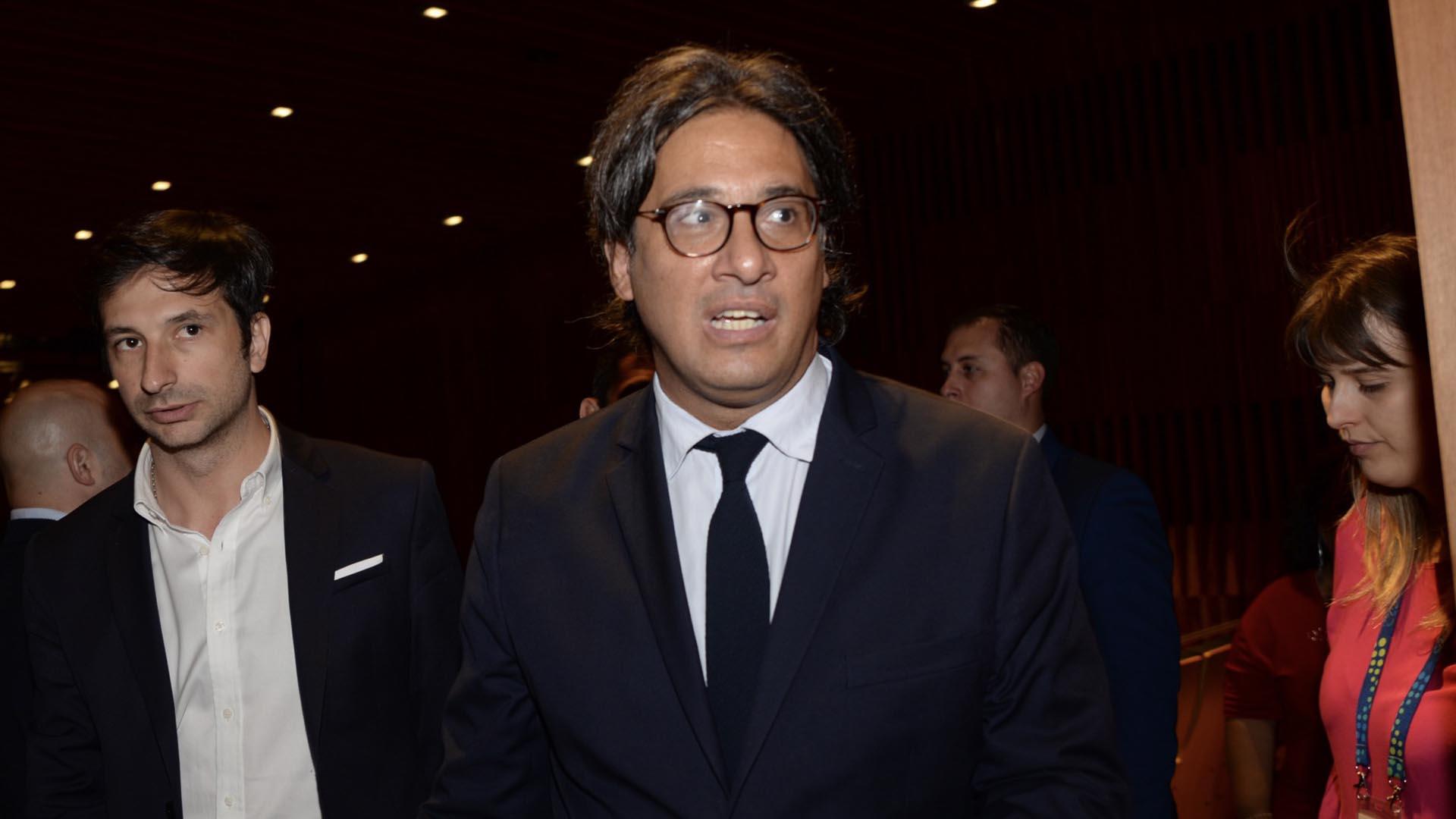 El ministro de Justicia, Germán Garavano (Foto: Julieta Ferrario)