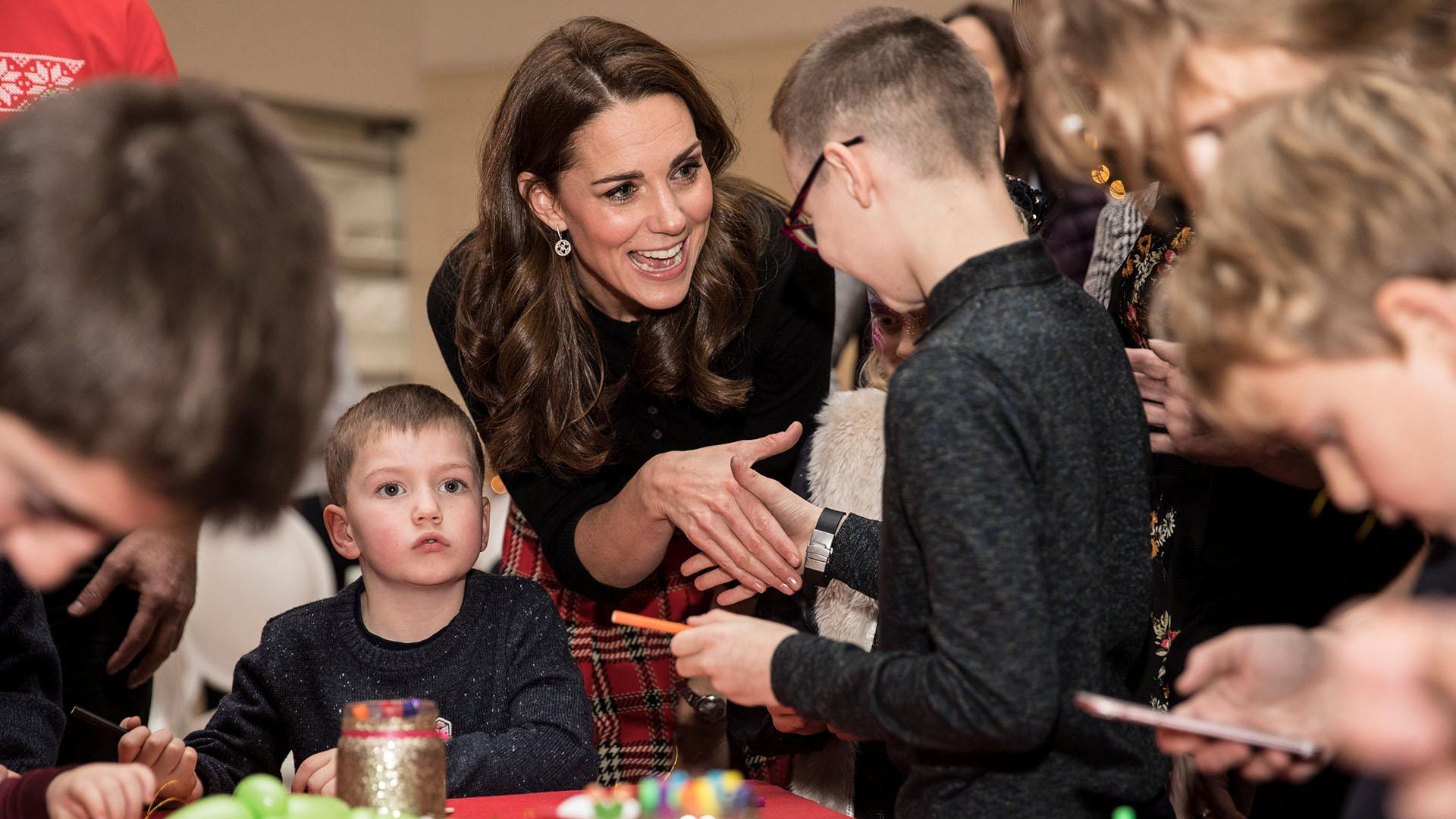 A pesar de los rumores que llevaron a suponer la existencia de una mala relación entre Catalina y Meghan Markle, ambas duquesas pasarán juntas la Navidad junto a sus maridos