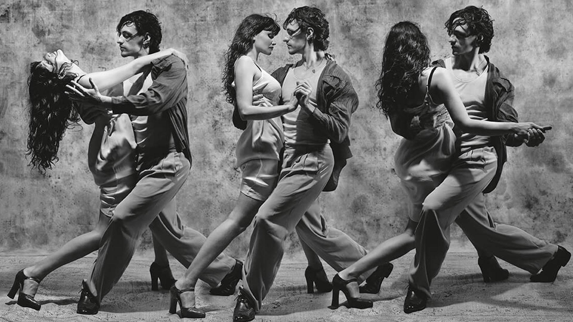 La actriz y modelo italiana Laetitia Casta interpreta a una pintora que vive con su pareja, el bailarín ucraniano Sergei Polunin