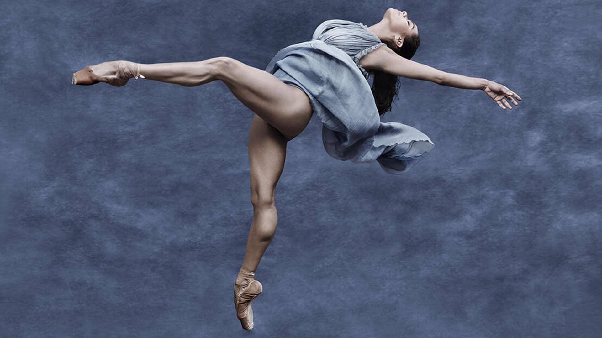 Misty Copeland demuestra su gran talento en el ballet ante los ojos de Albert Watson