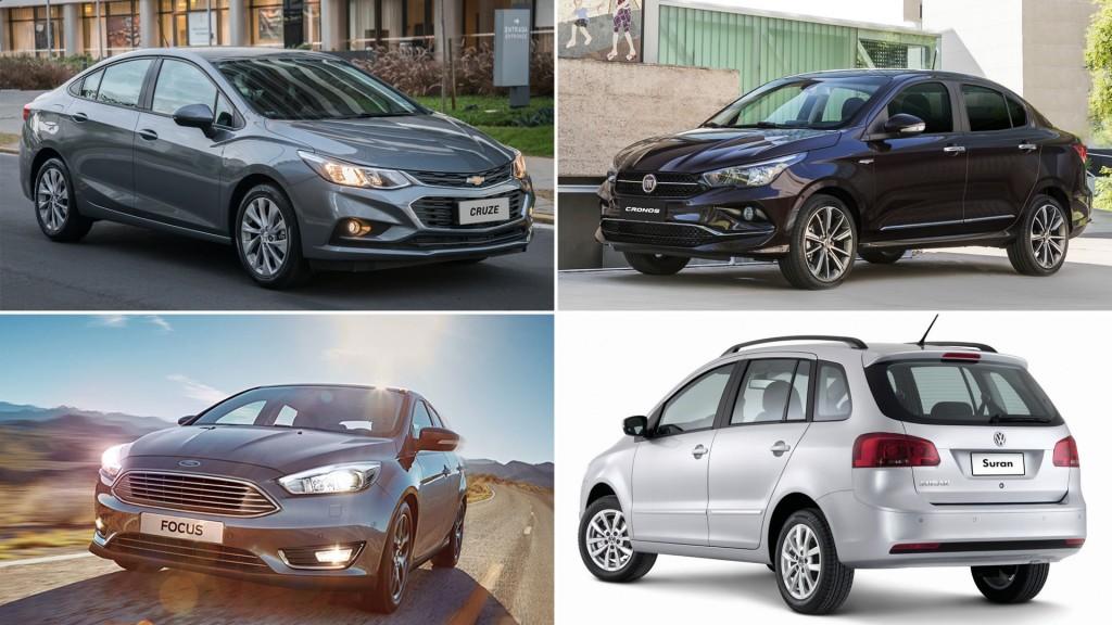 Autos mas vendidos Argentina