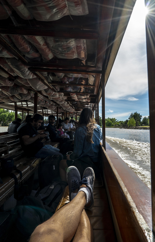 El Delta del Tigre es ideal para pasar unas mini vacaciones.