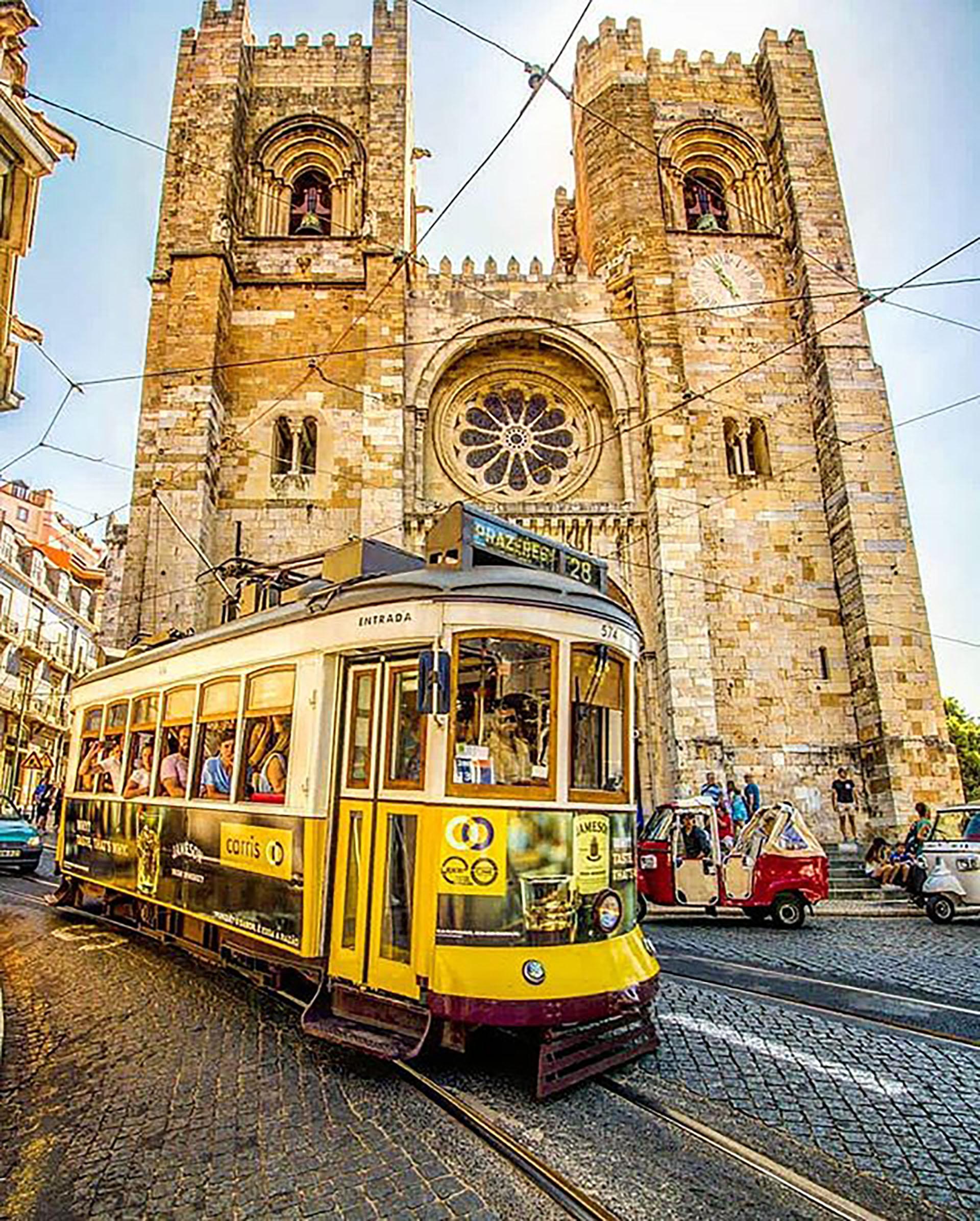 Con sus callesitas de piedras, arquitecturas e imponentes templos religiosos, es por segundo año consecutivo, el mejor destino para atraer turistas (@classic.architecture)