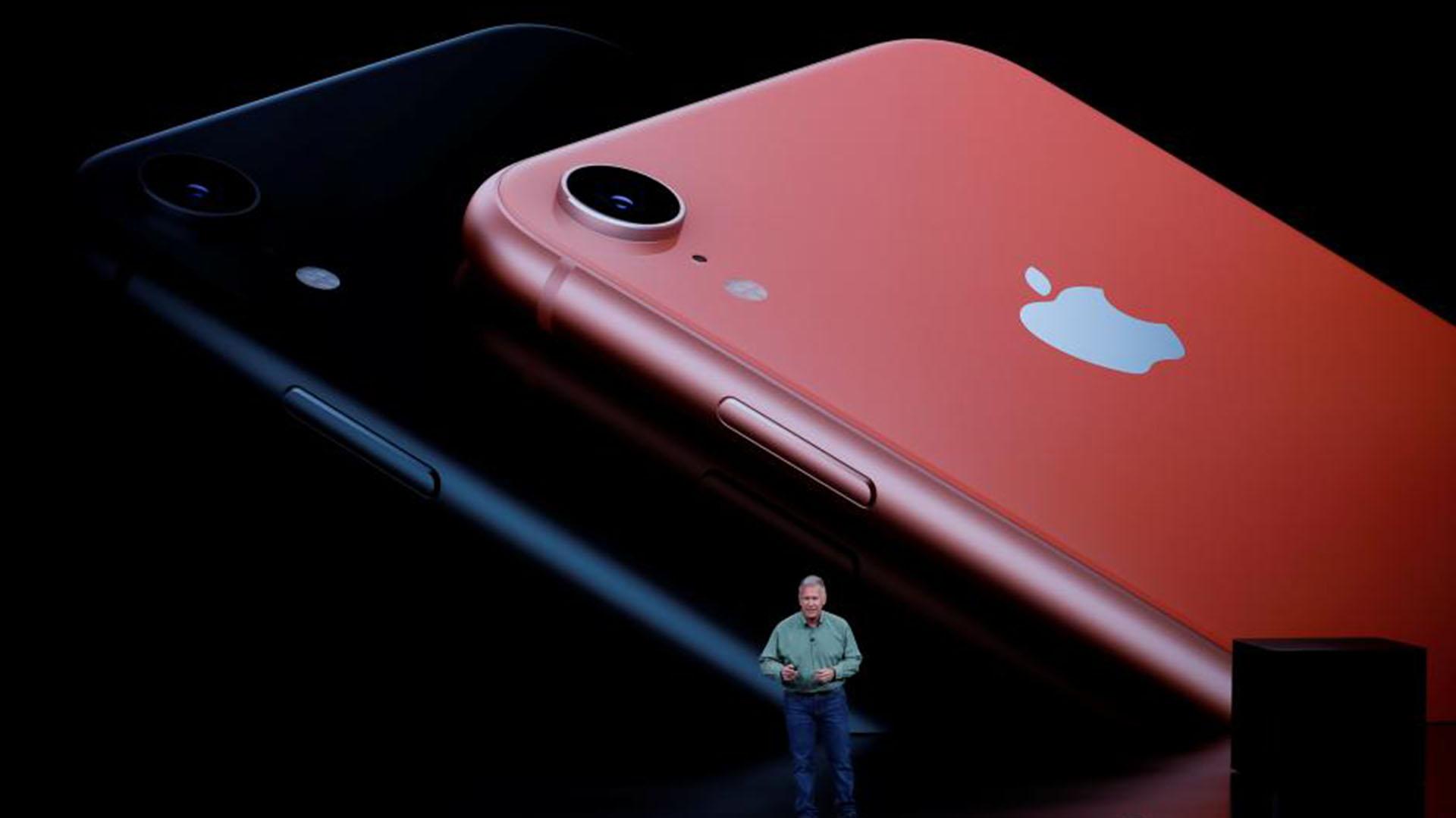 Así es el color del nuevo Pantone 2019 en iPhone XR