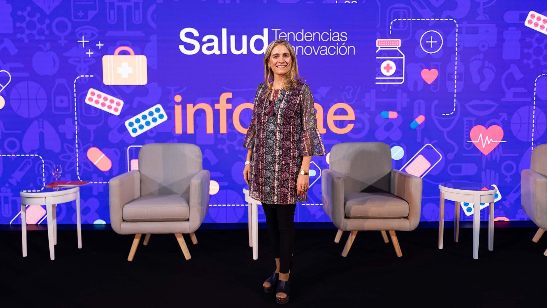 Cecilia Garavano, gerente de Nutrición Estratégica y Comunicaciones para América Latina de Mondelez Internacional