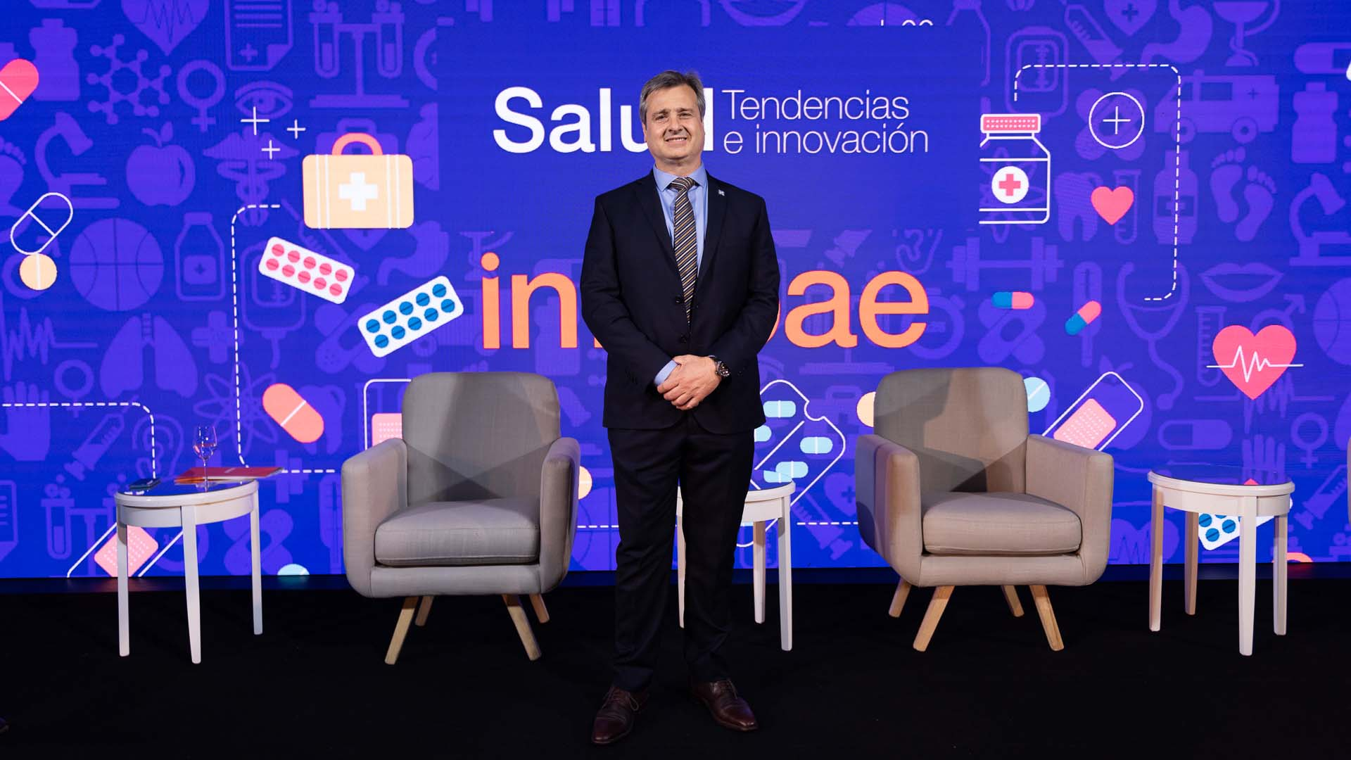 Fernando Werlen, director general de SanCor Salud