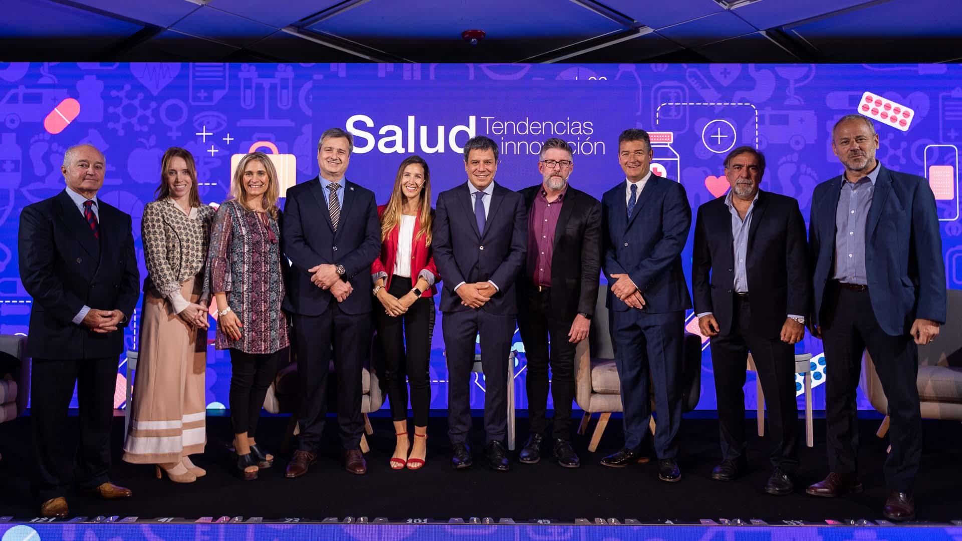 """Representantes de diferentes ramas de la medicina participaron de los paneles de """"Salud: tendencias e innovación"""""""