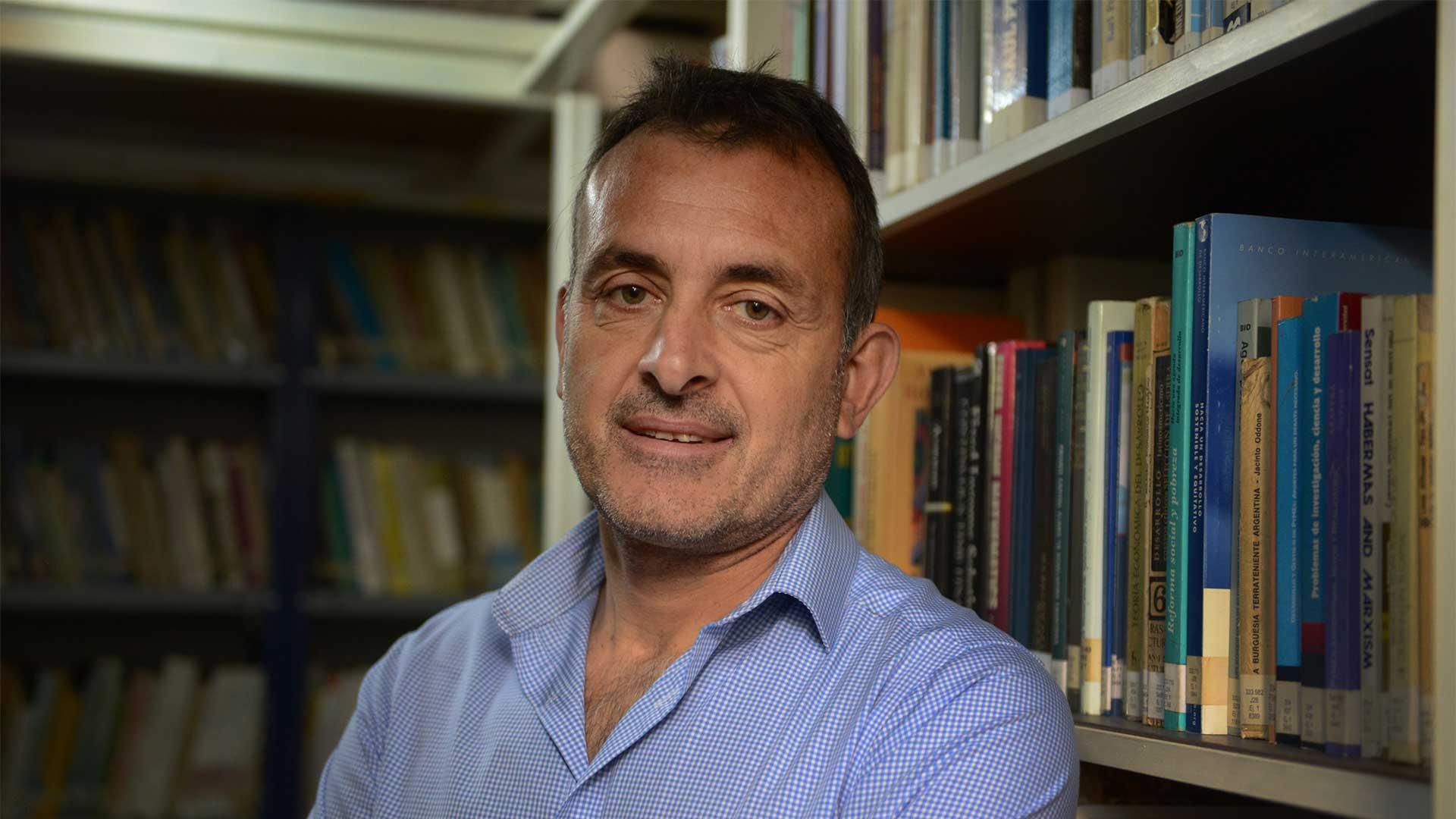 Andrés Nápoli, director ejecutivo de FARN. Foto: Fernando Calzada/DEF.