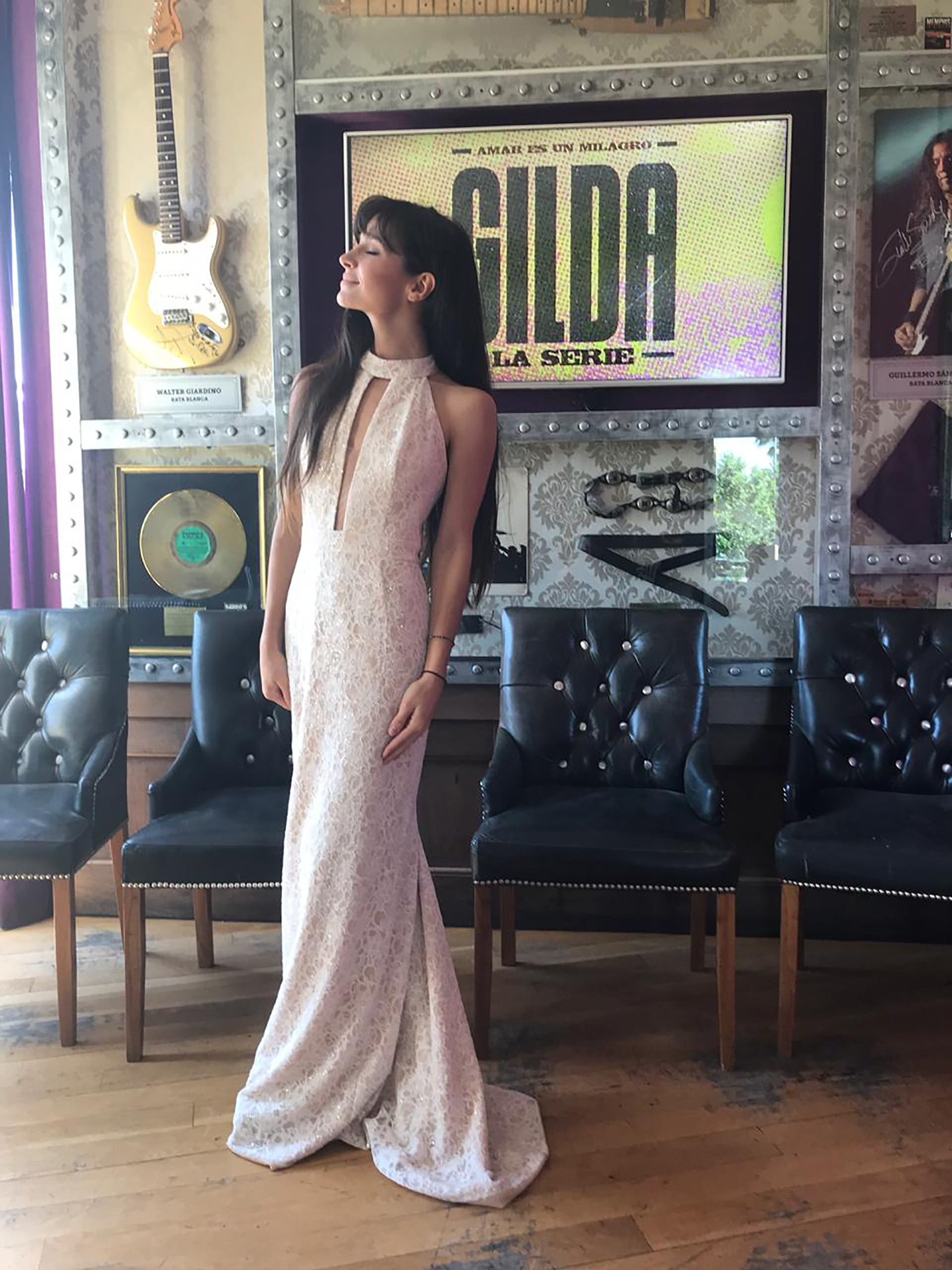 """Brenda Asnicar protagoniza """"Yo soy Gilda: amar es un milagro"""", la serie basada en la vida de la cantante de cumbia que se verá por Netflix"""
