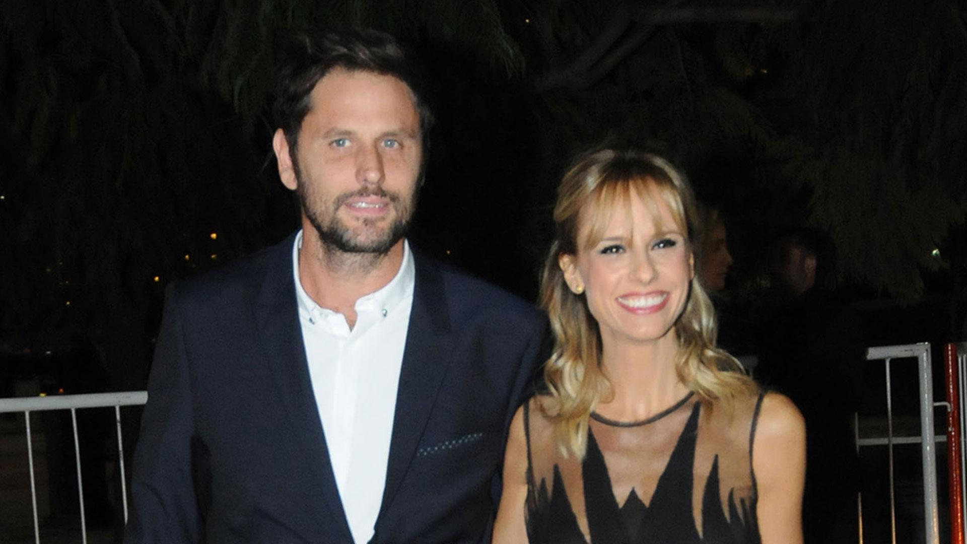 Mariano Chihade y Mariana Fabbiani