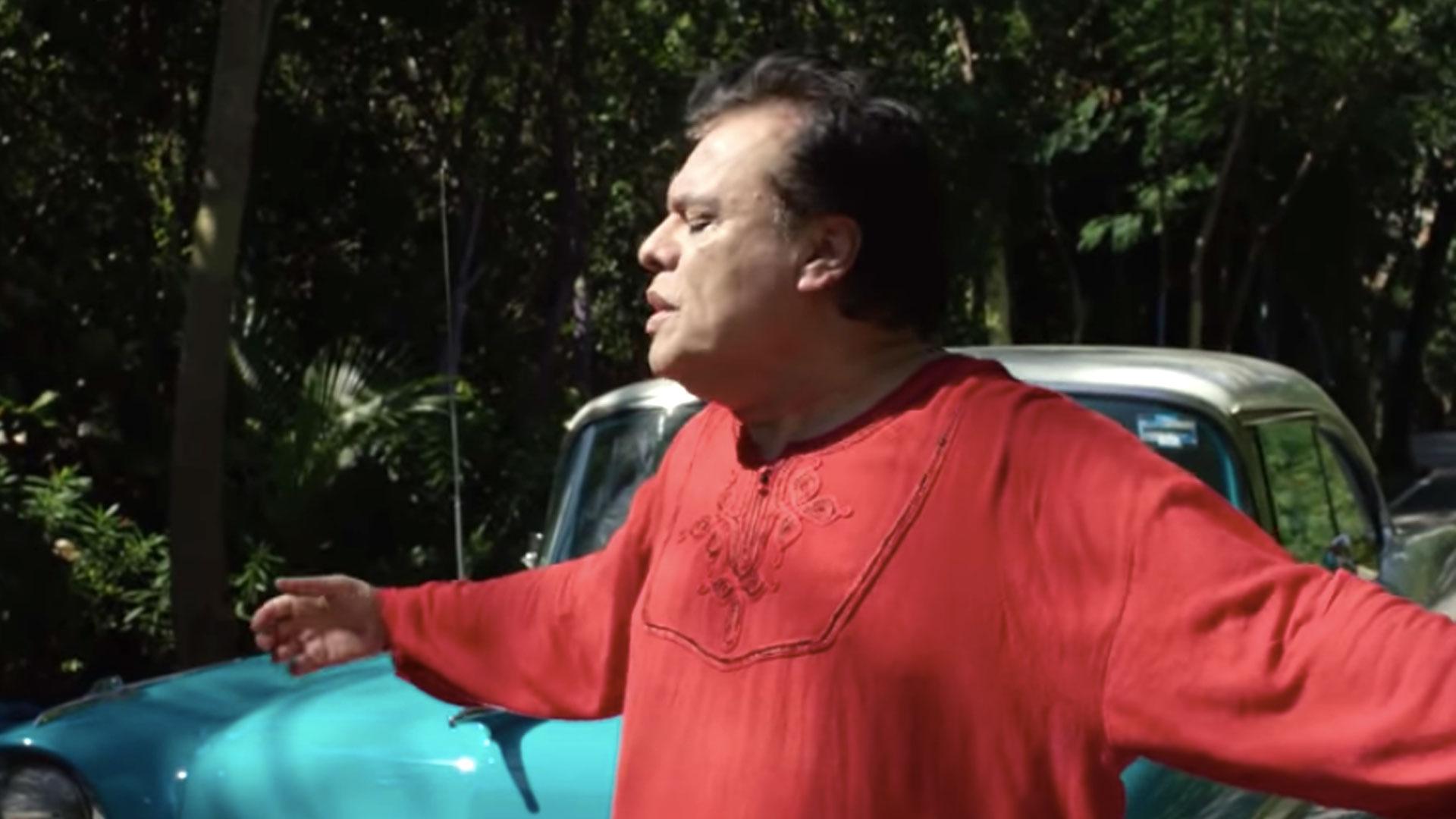 Juan Gabriel quería que su música siguiera sonando por el amor de sus fans (Foto: YouTube Juan Gabriel)