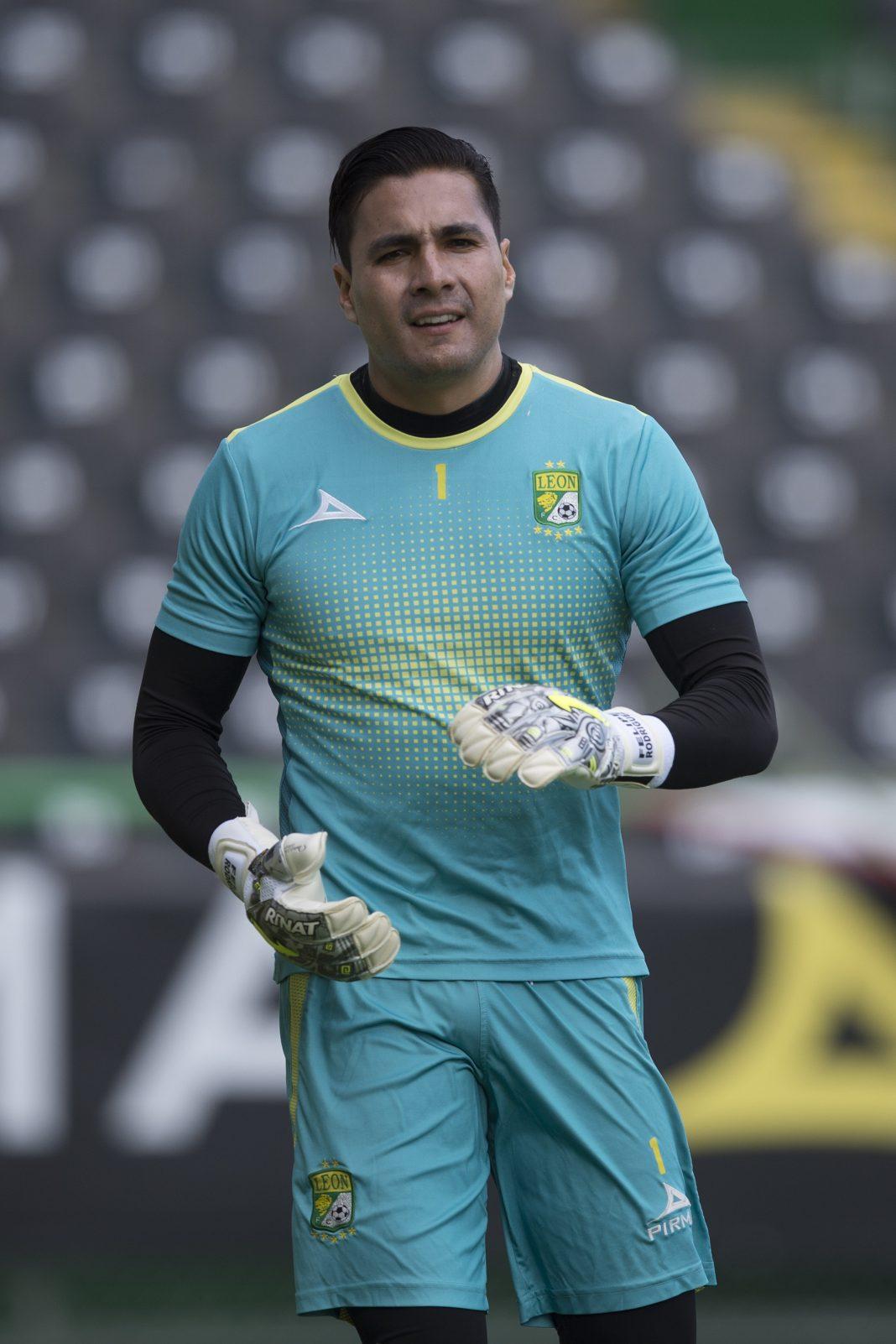 Carlos Felipe Rodríguez fue jugador de León en la primera división (Foto: Especial)