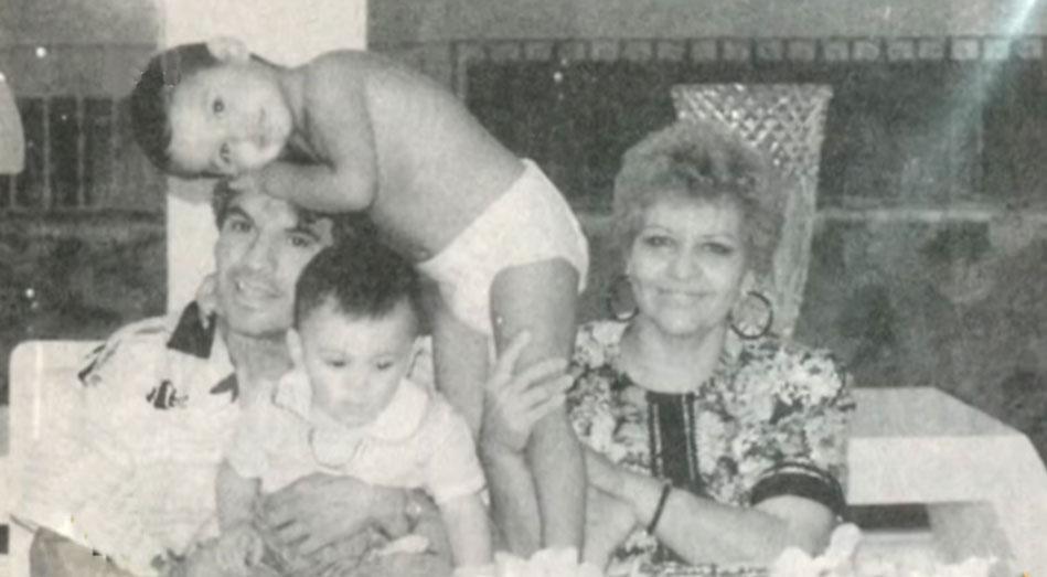 Juan Gabriel y Laura Salas formaron una familia lejos de la mirada pública (Foto: Especial)