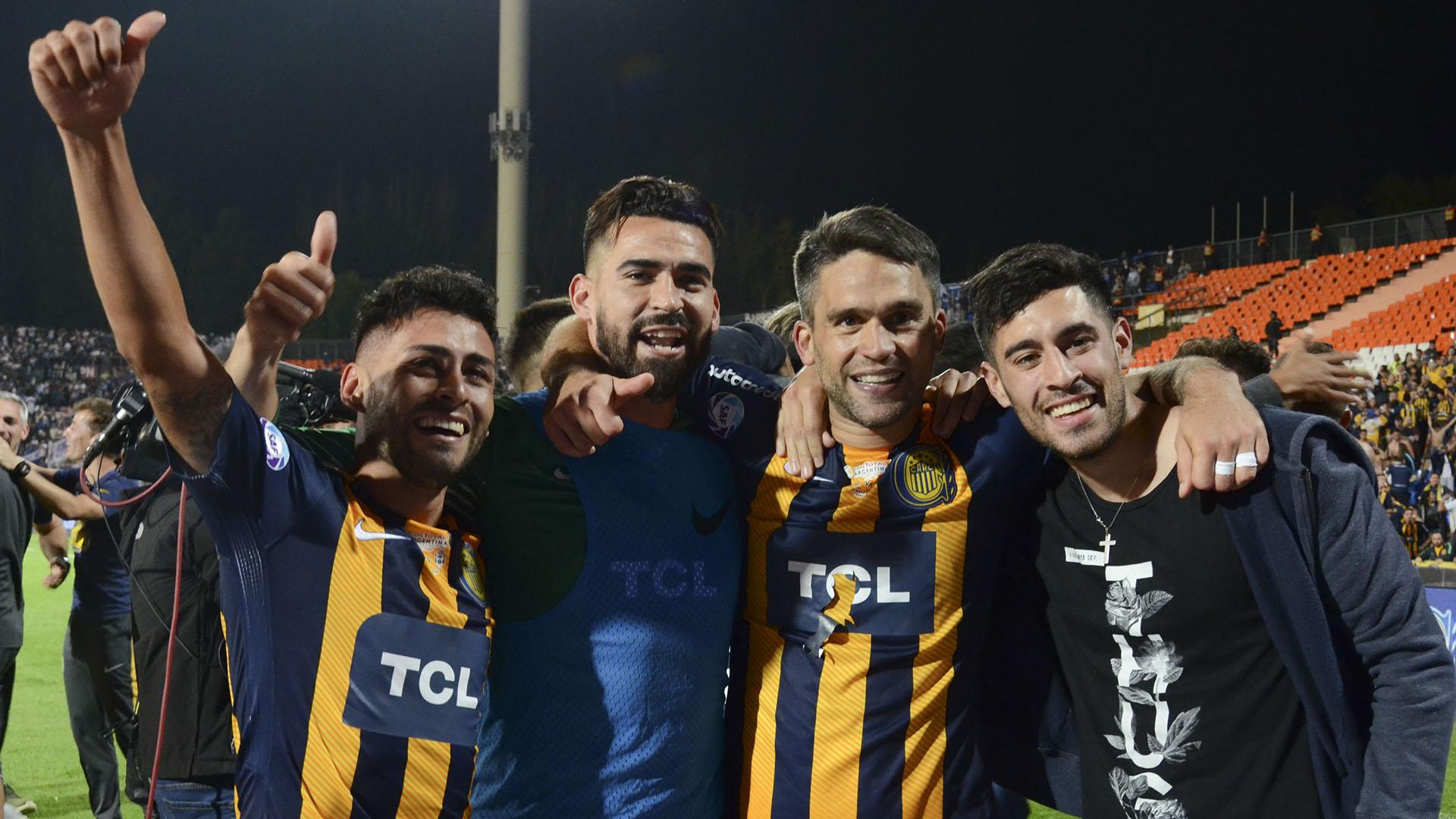 De esta manera los dirigidos por Edgardo Bauza se clasificaron para disputar la Copa Libertadores 2019