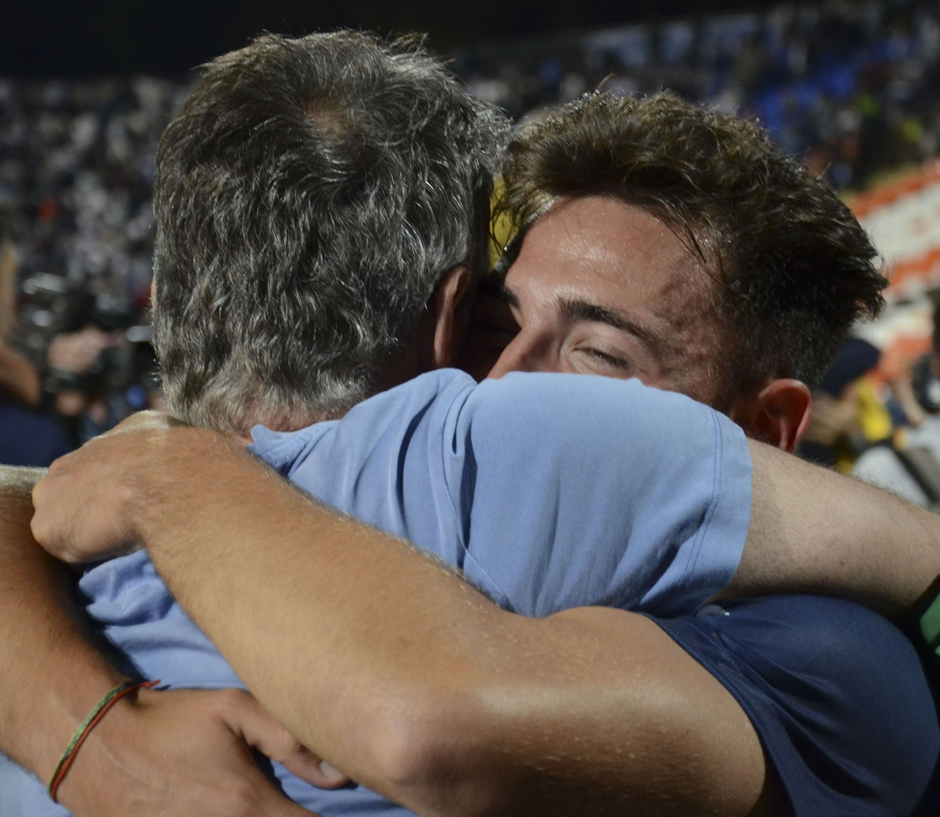En la definición por penales para el equipo dirigido por Edgardo Bauza marcaron Néstor Ortigoza, Marco Ruben, Alfonso Parot y Matías Caruzzo